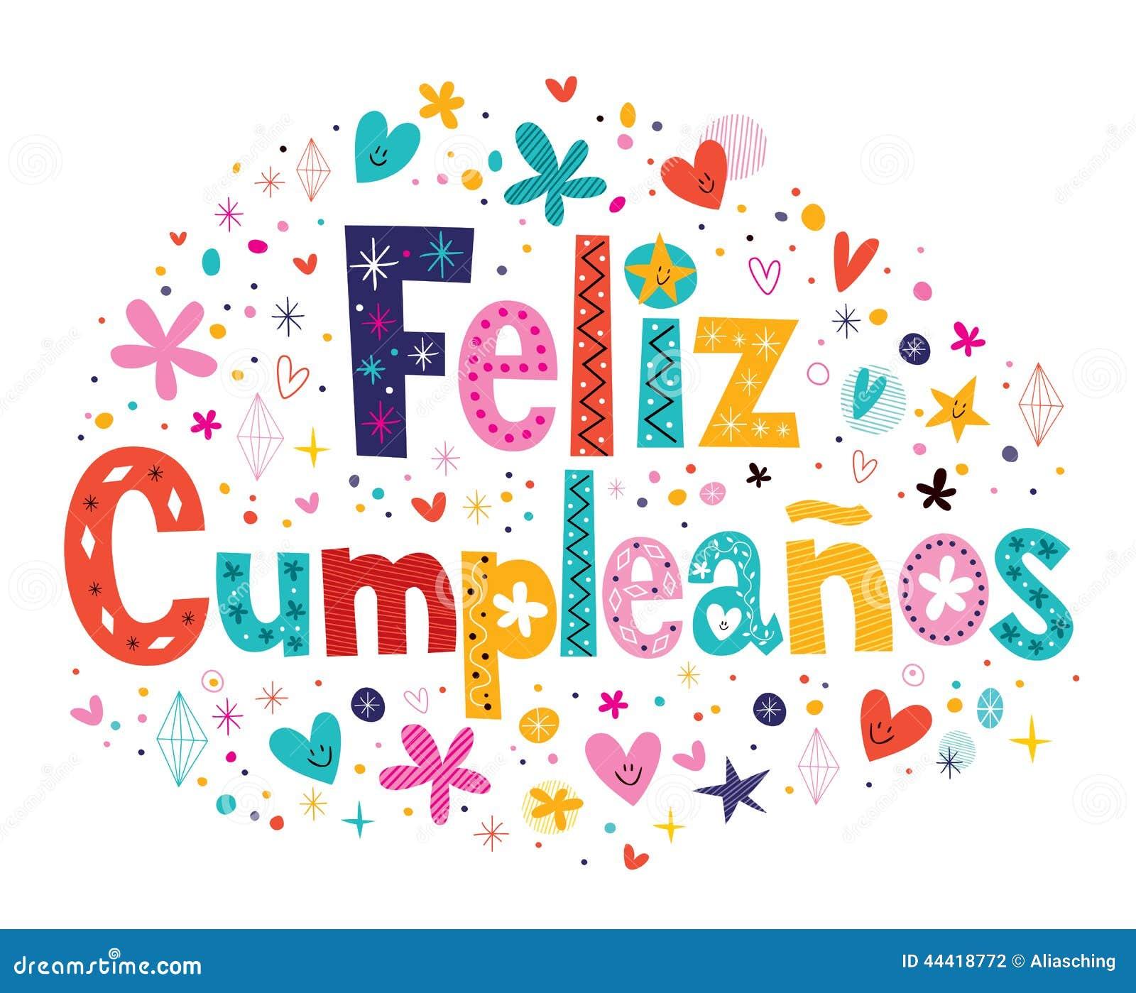 Zum Geburtstag In Spanisch Alles Lustige Wunsche Zum Geburtstag