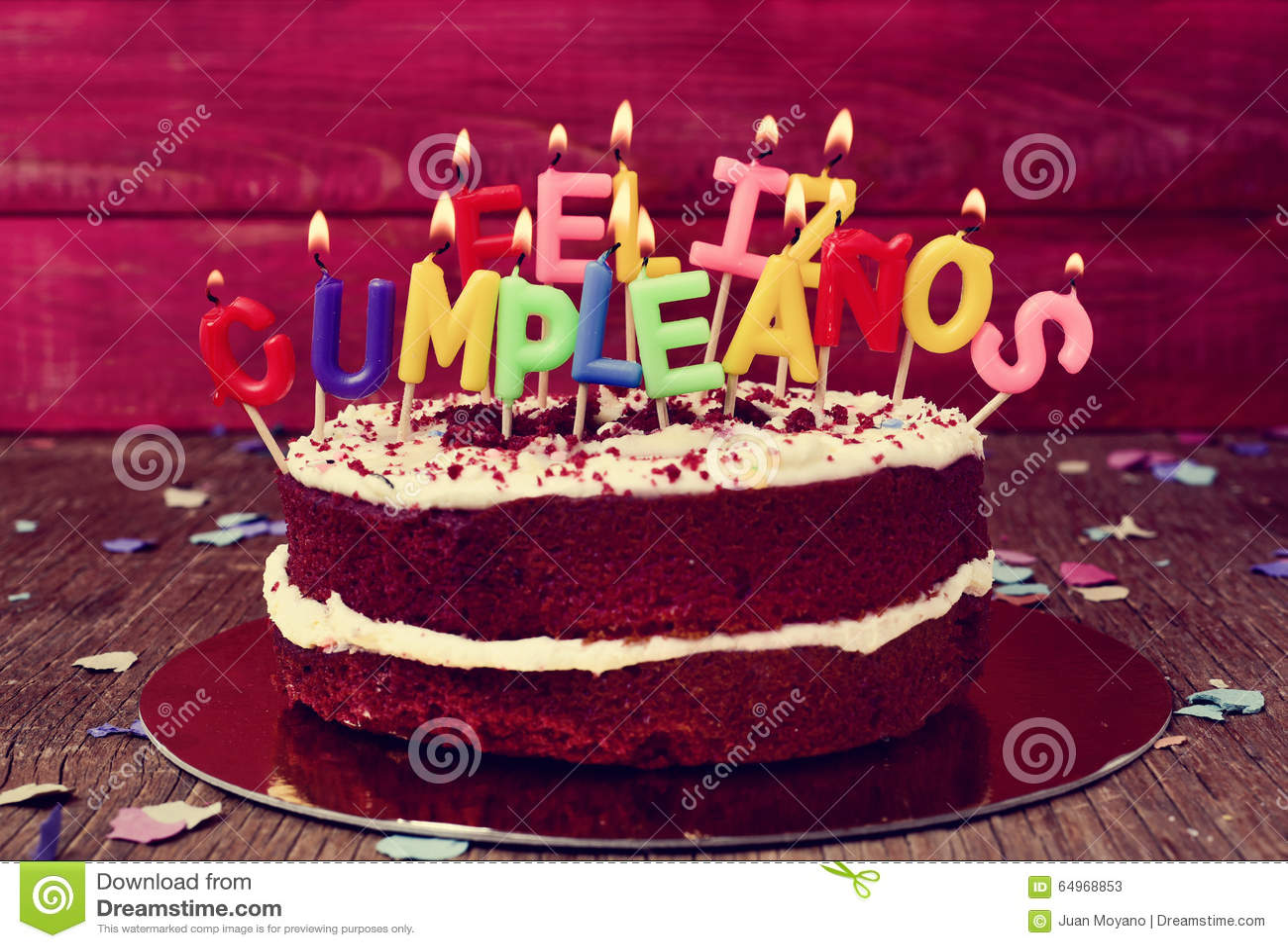 Fantastic Feliz Cumpleanos Happy Birthday In Spanish Stock Image Image Of Funny Birthday Cards Online Inifodamsfinfo