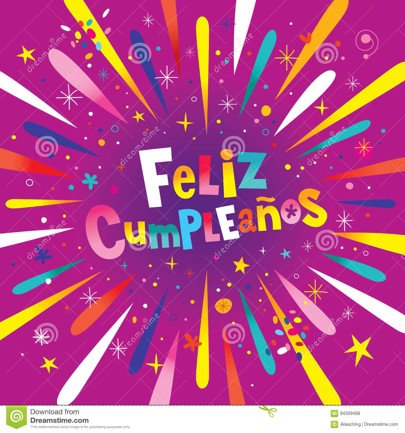 Cumpleanos Cartoons Illustrations Amp Vector Stock Images