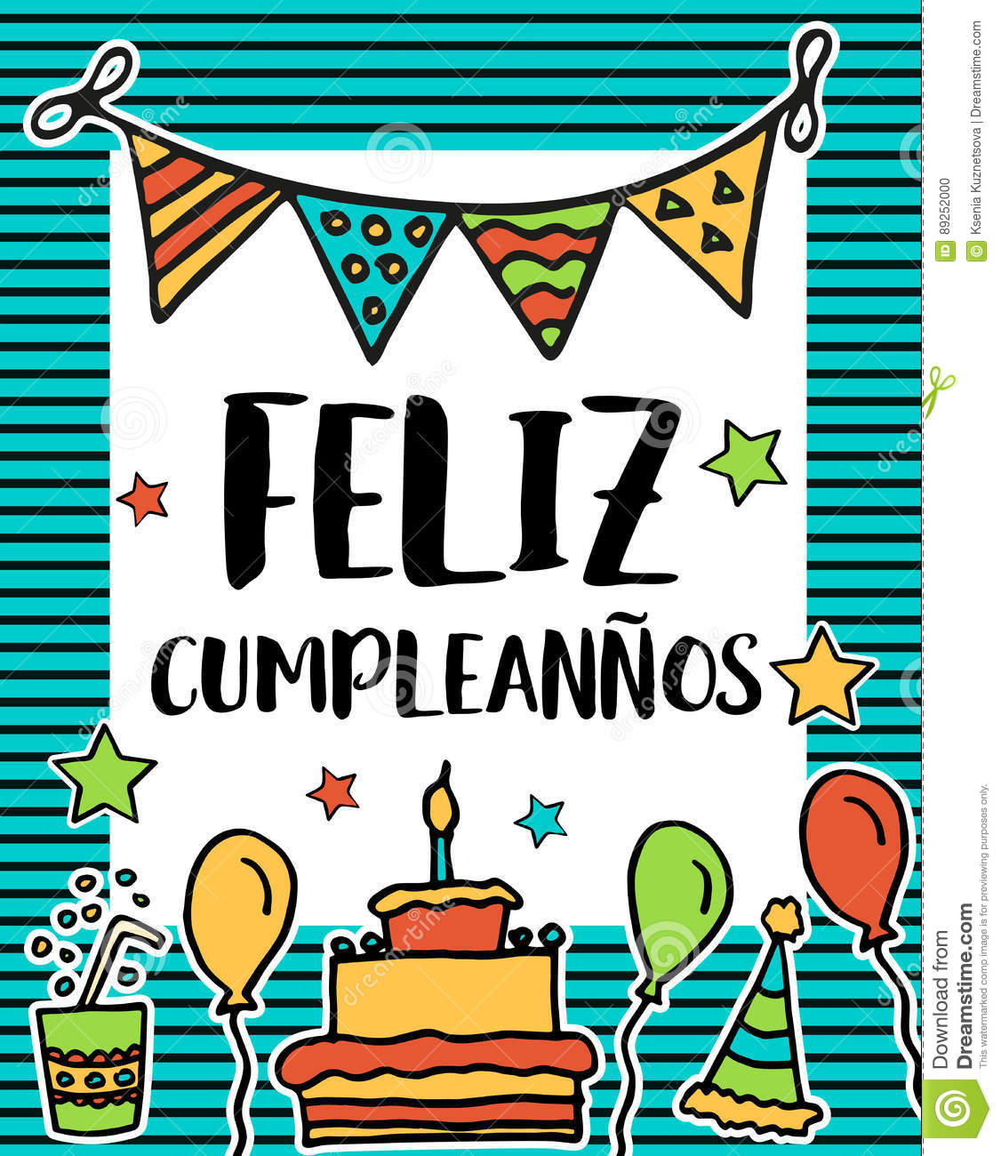 cumpleanos feliz  happy birthday in spanish stock photography cartoondealer com 27953126 celebrity clipart celebration clip art images