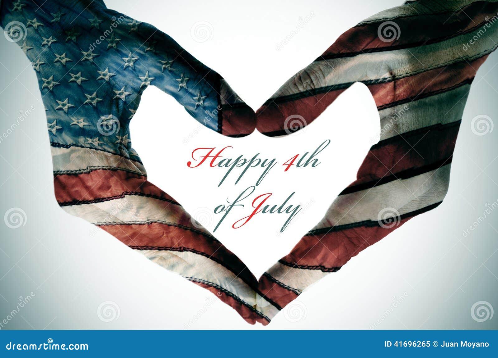 Feliz el 4 de julio