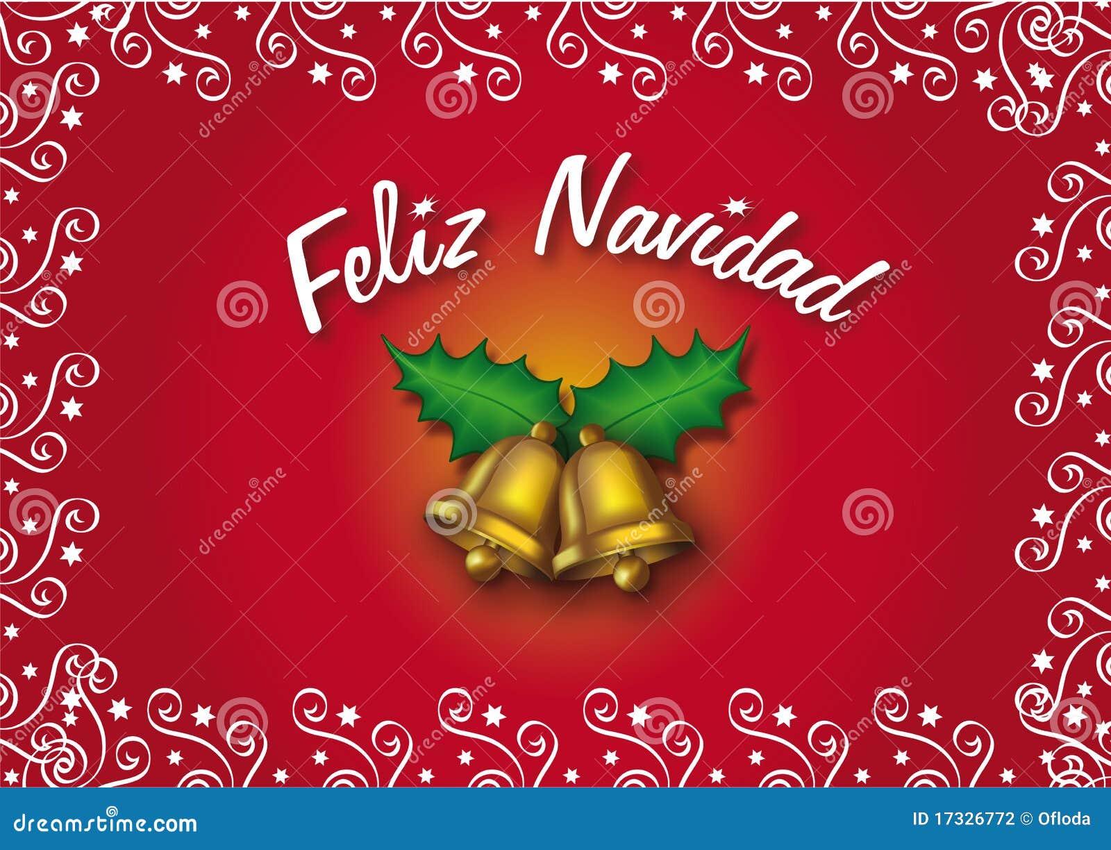 Feliz Navidad Stock Photography - Image: 17326772