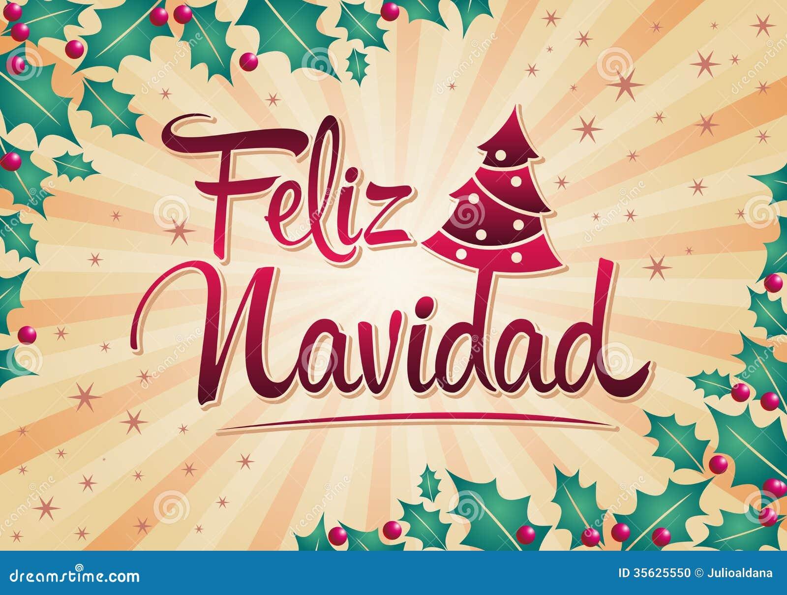 Feliz navidad stock photo image of happy calligraphic 35625550 feliz navidad kristyandbryce Images