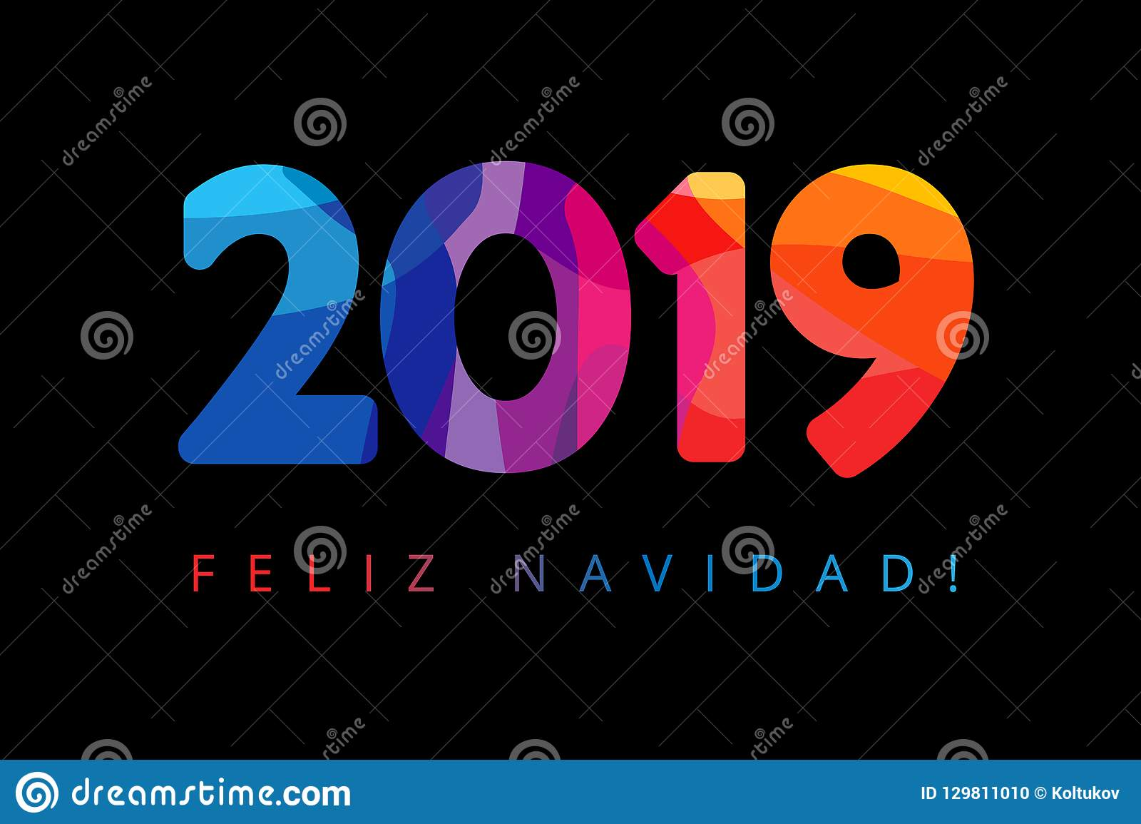 2019 feliz navidad xmas spanish greetings translate merry christmas holidays happy new