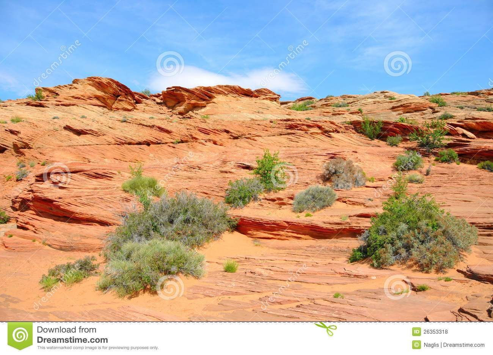 Felsen-Anordnungen