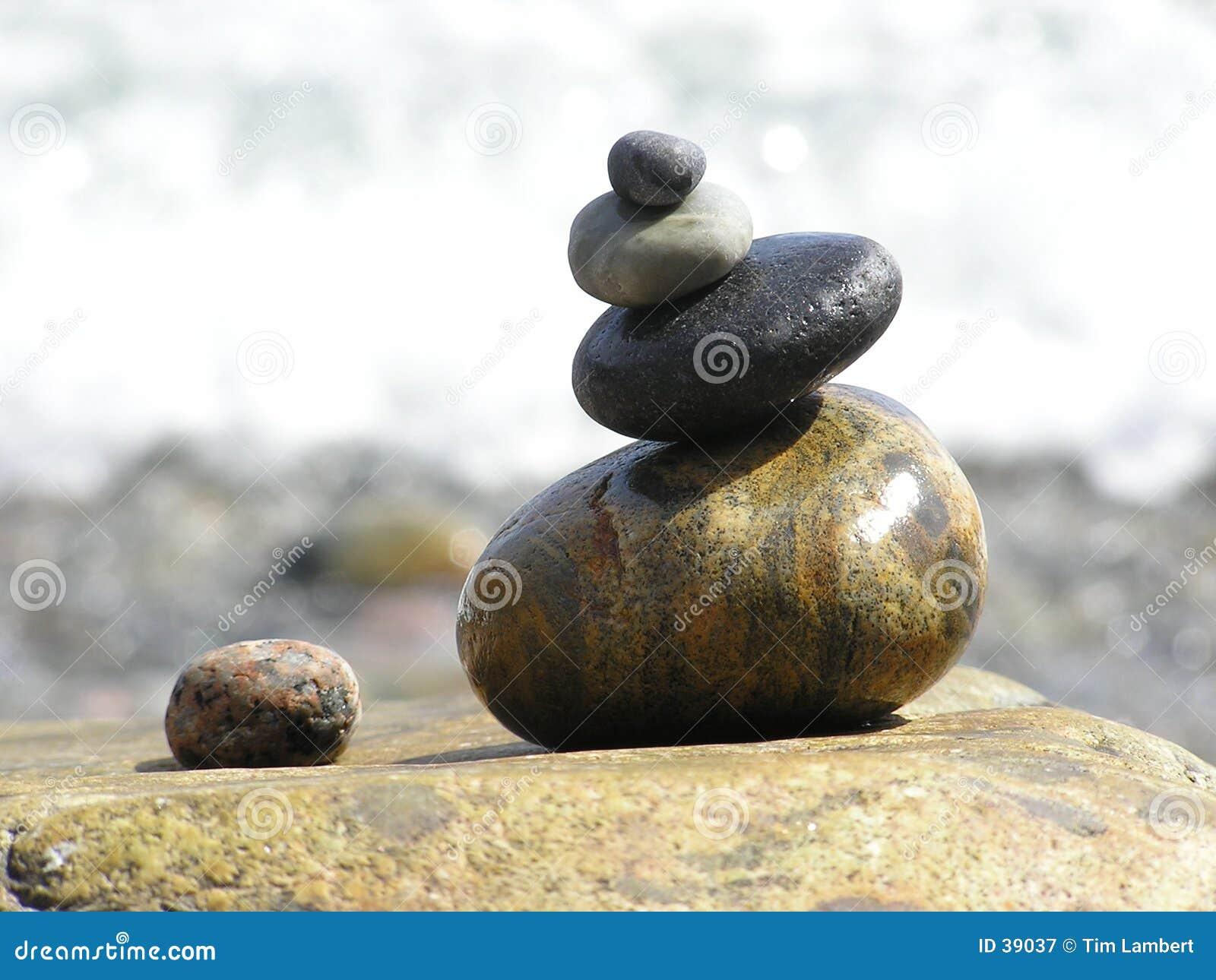 Download Felsendenkmal stockbild. Bild von tranquility, schwerpunkt - 39037