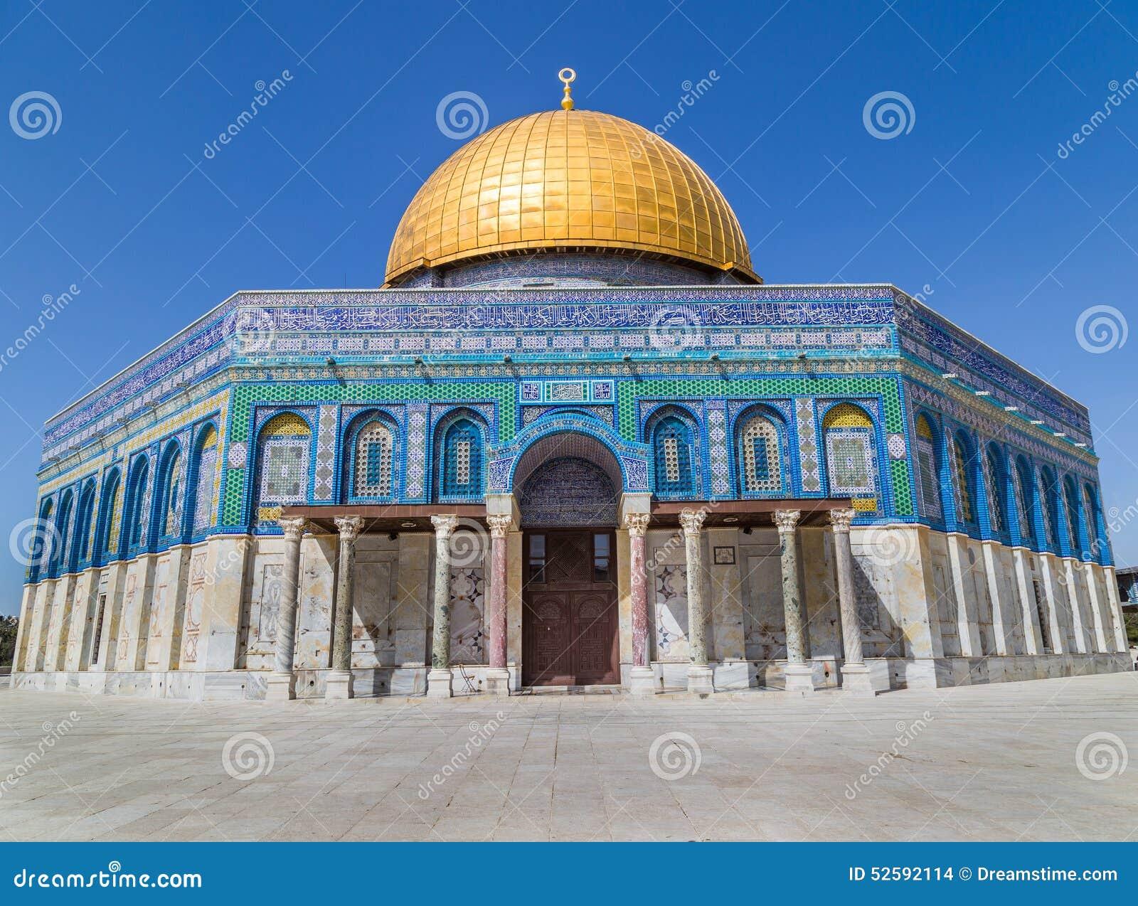 Felsendom Jerusalem Israel