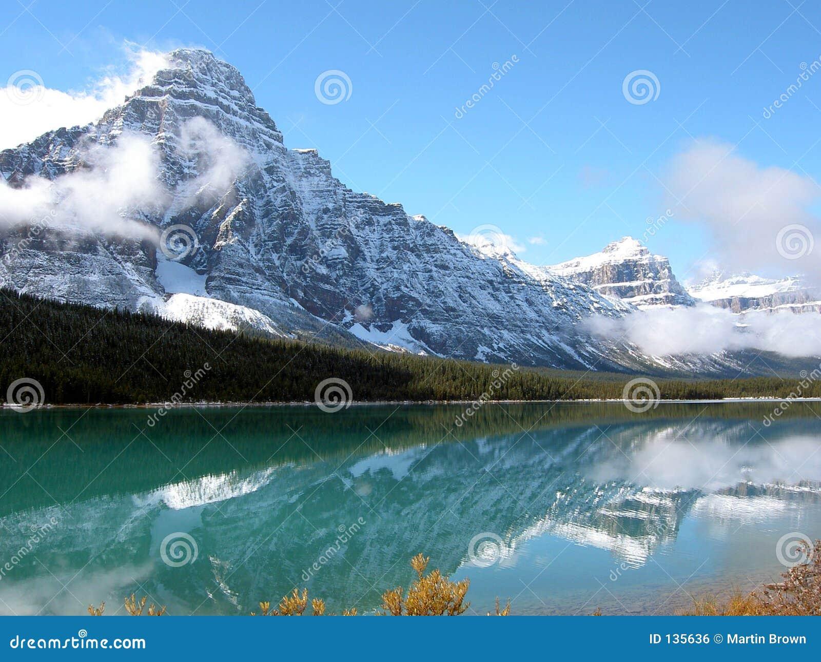 Felsige Berge
