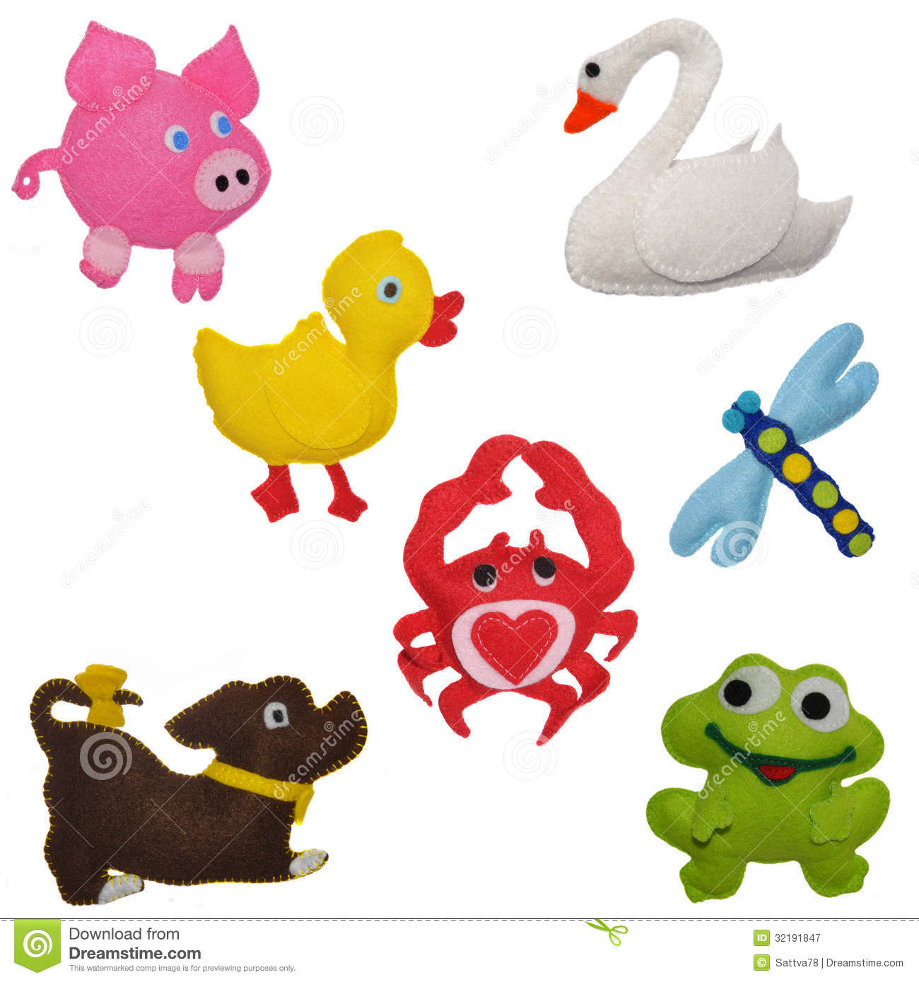felt toys animals royalty free stock photography image clipart octpus clipart octopus olives