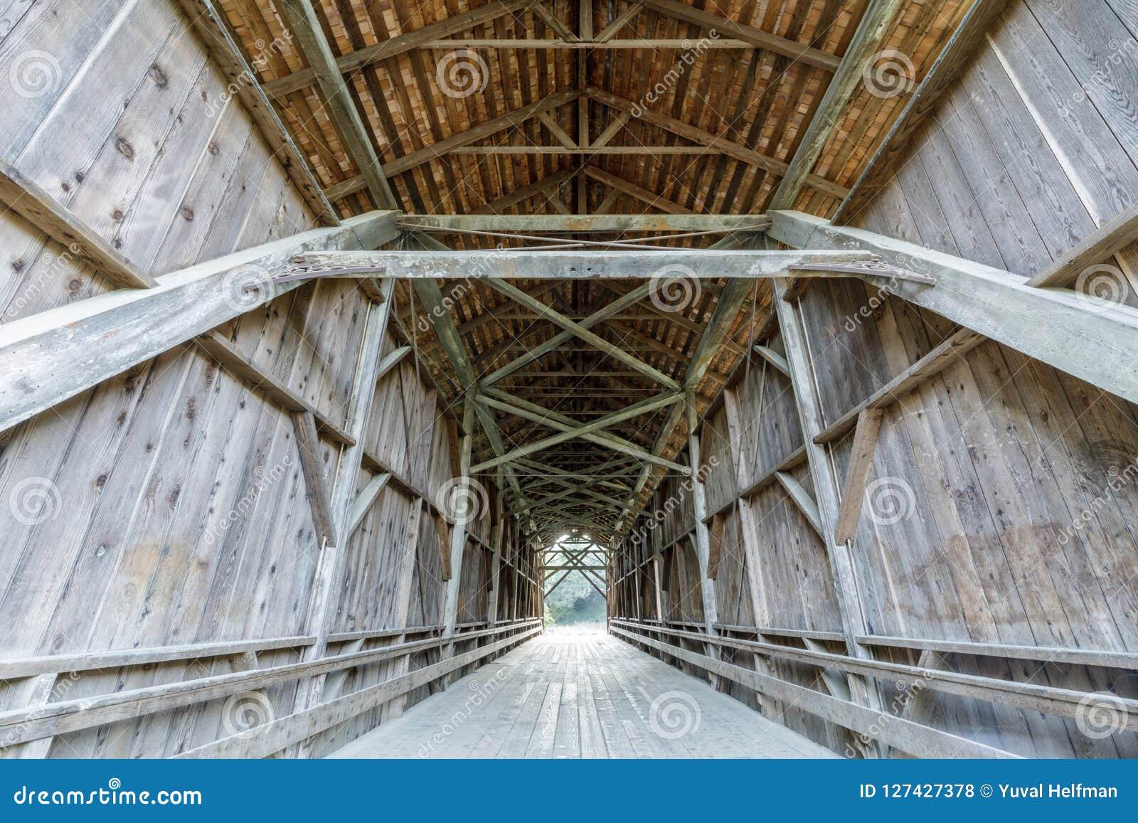 Felton Covered Bridge 1892
