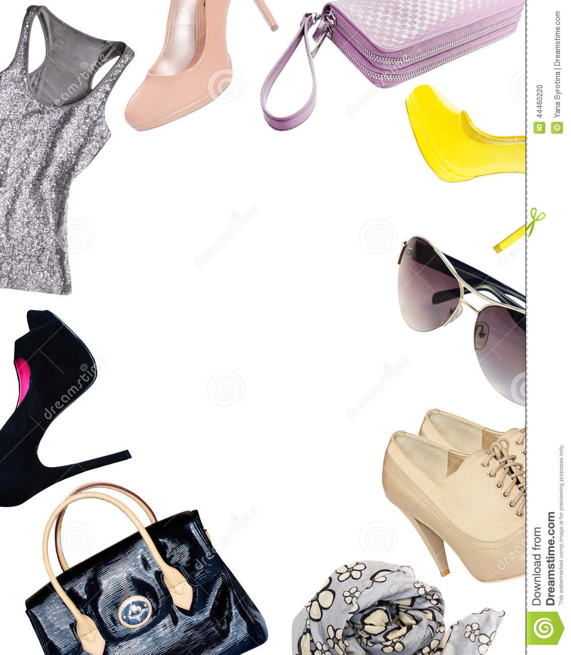 All Woman Loves: Bags and Shoes!