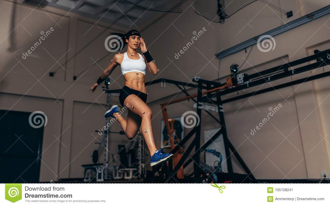 Movement And Performance Monitoring Of Runner In