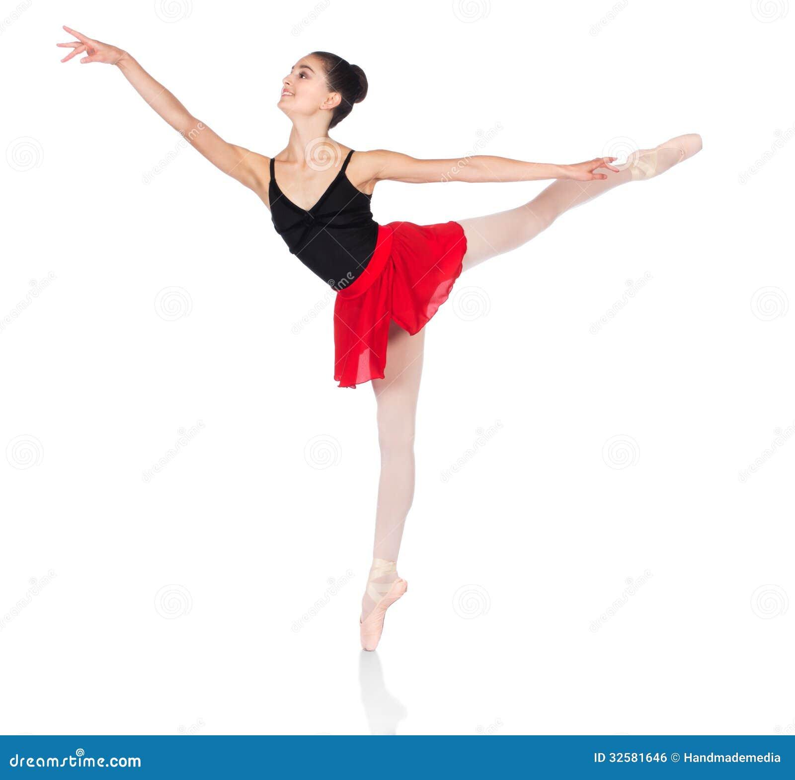 d2ee148d5 Female ballet dancer stock photo. Image of female