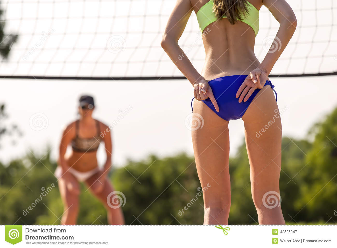 Apologise, but, Sexy beach volleyball payers are absolutely