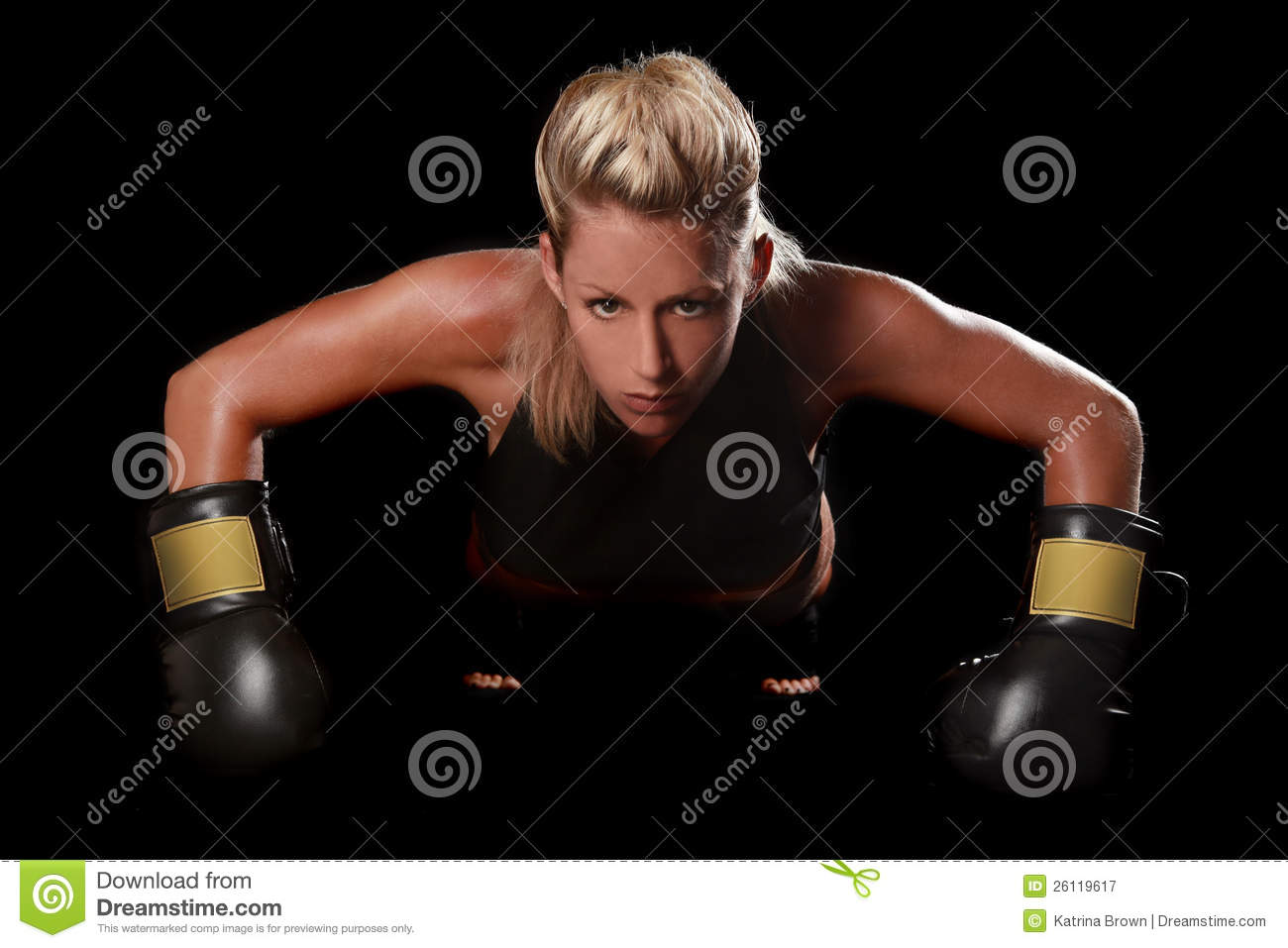 All Naked Female Boxing 26