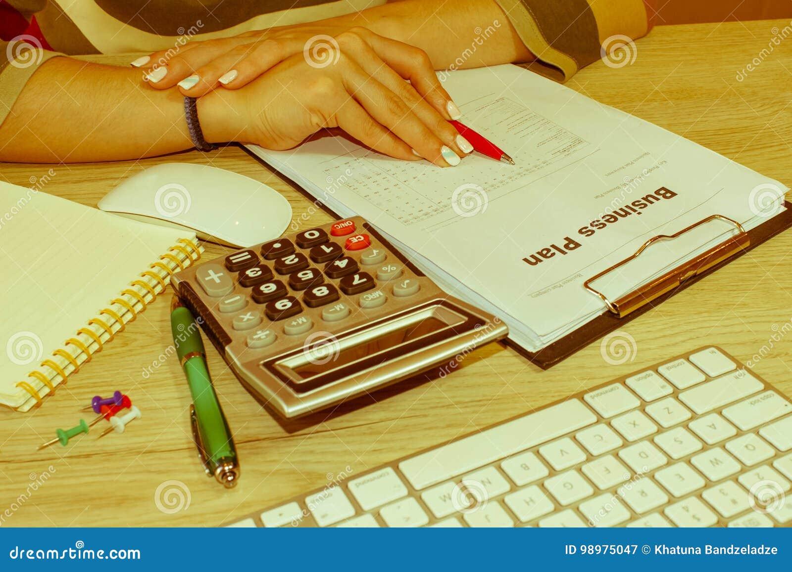 Business plan help desk