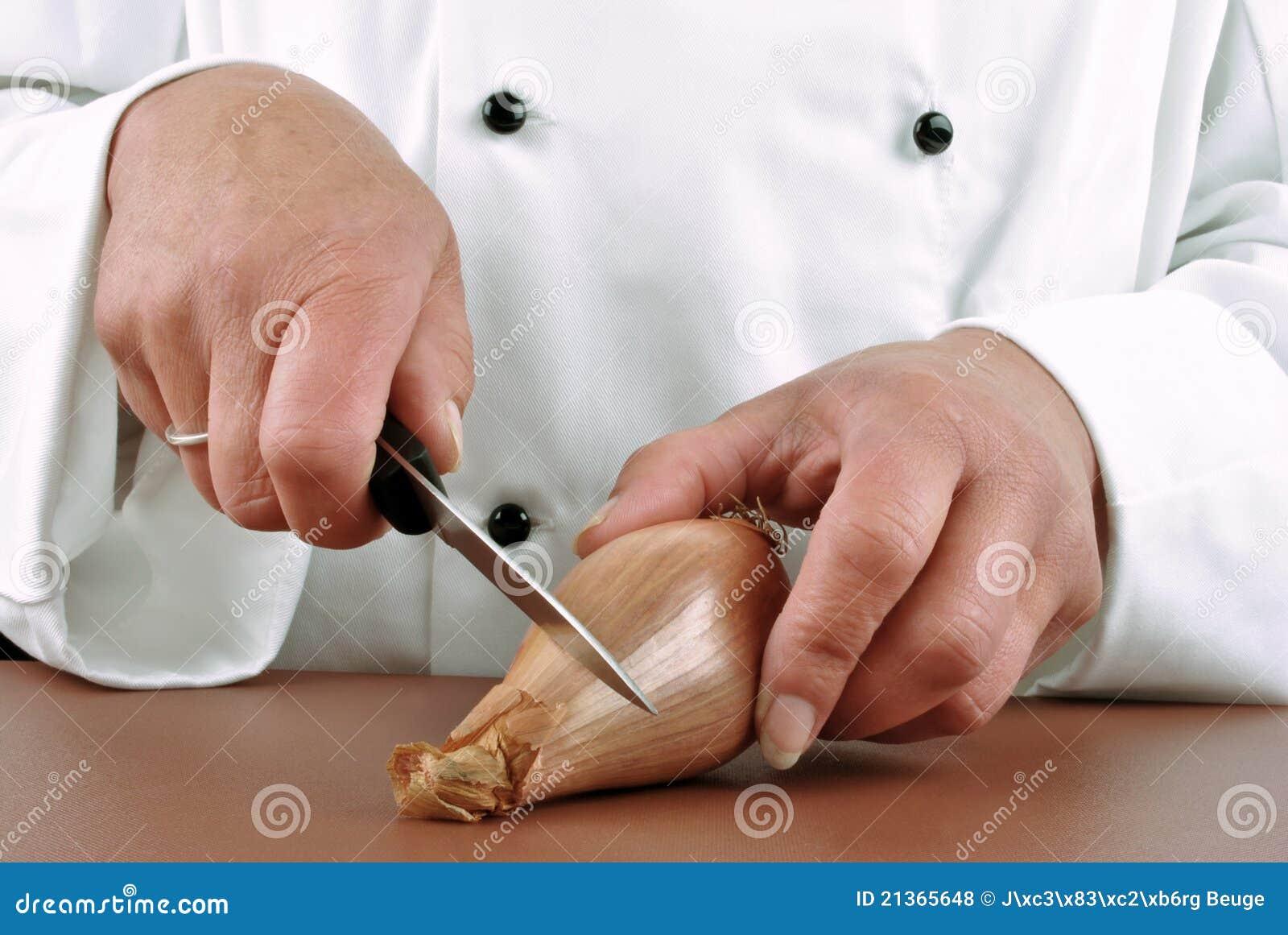 how to cut onion gordon