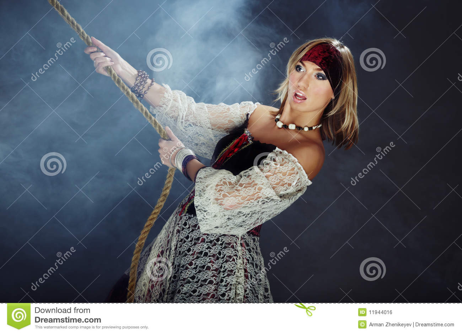 Female corsair