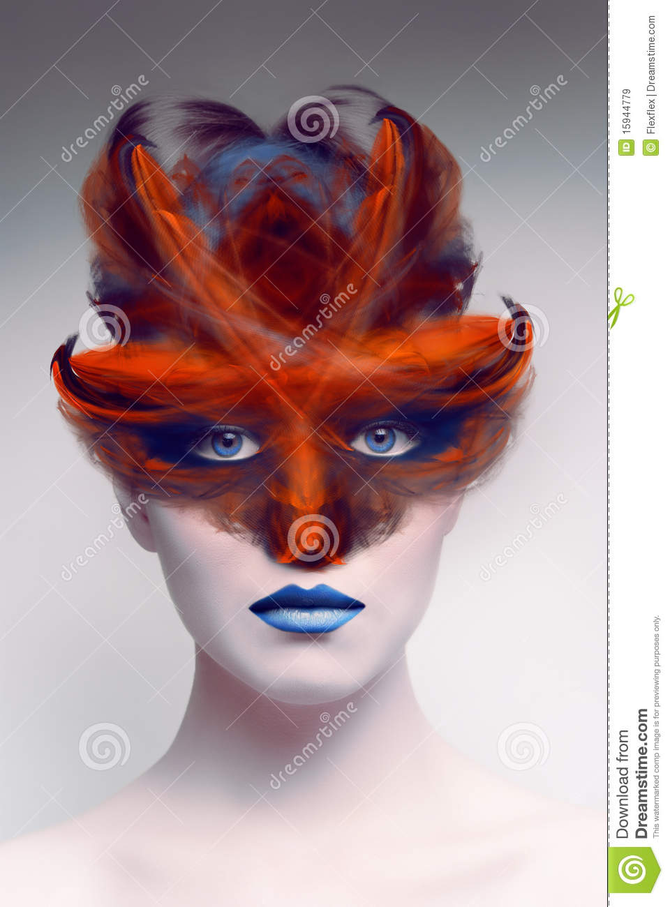women art mask - photo #25