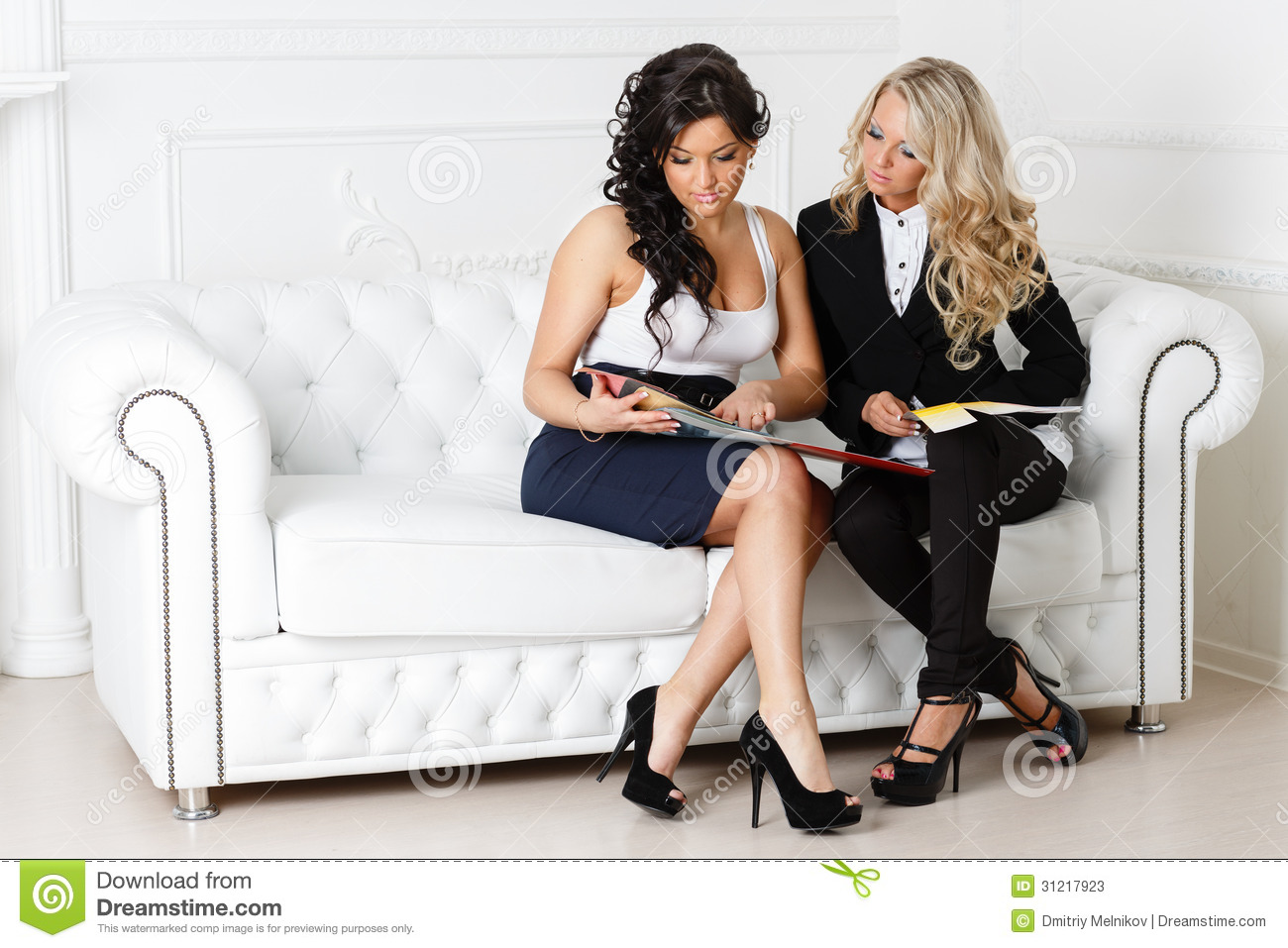 Female Designer Of Interior Stock Photos Image 31217923