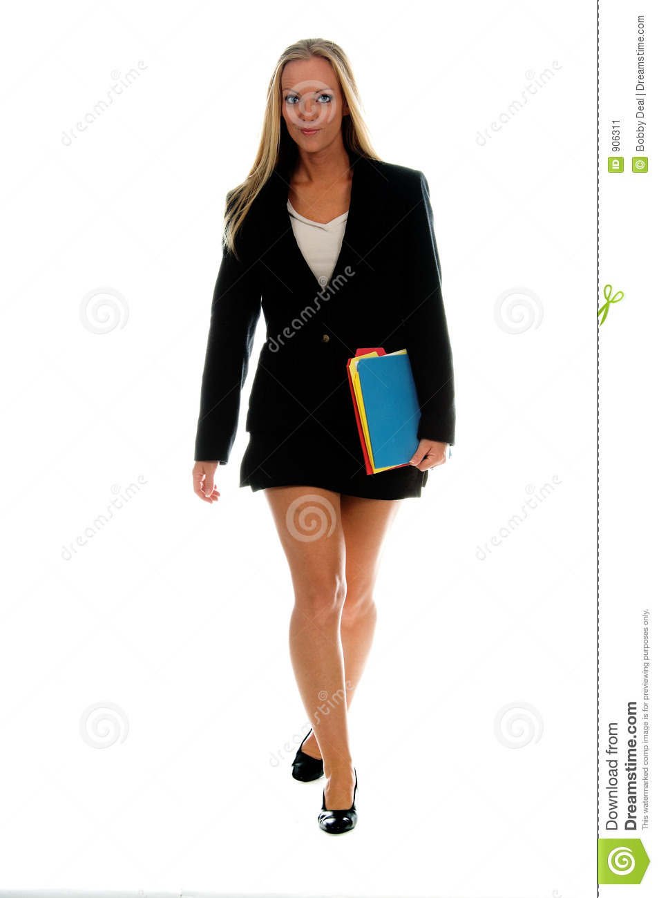 Female Executive Stock Image Image 906311