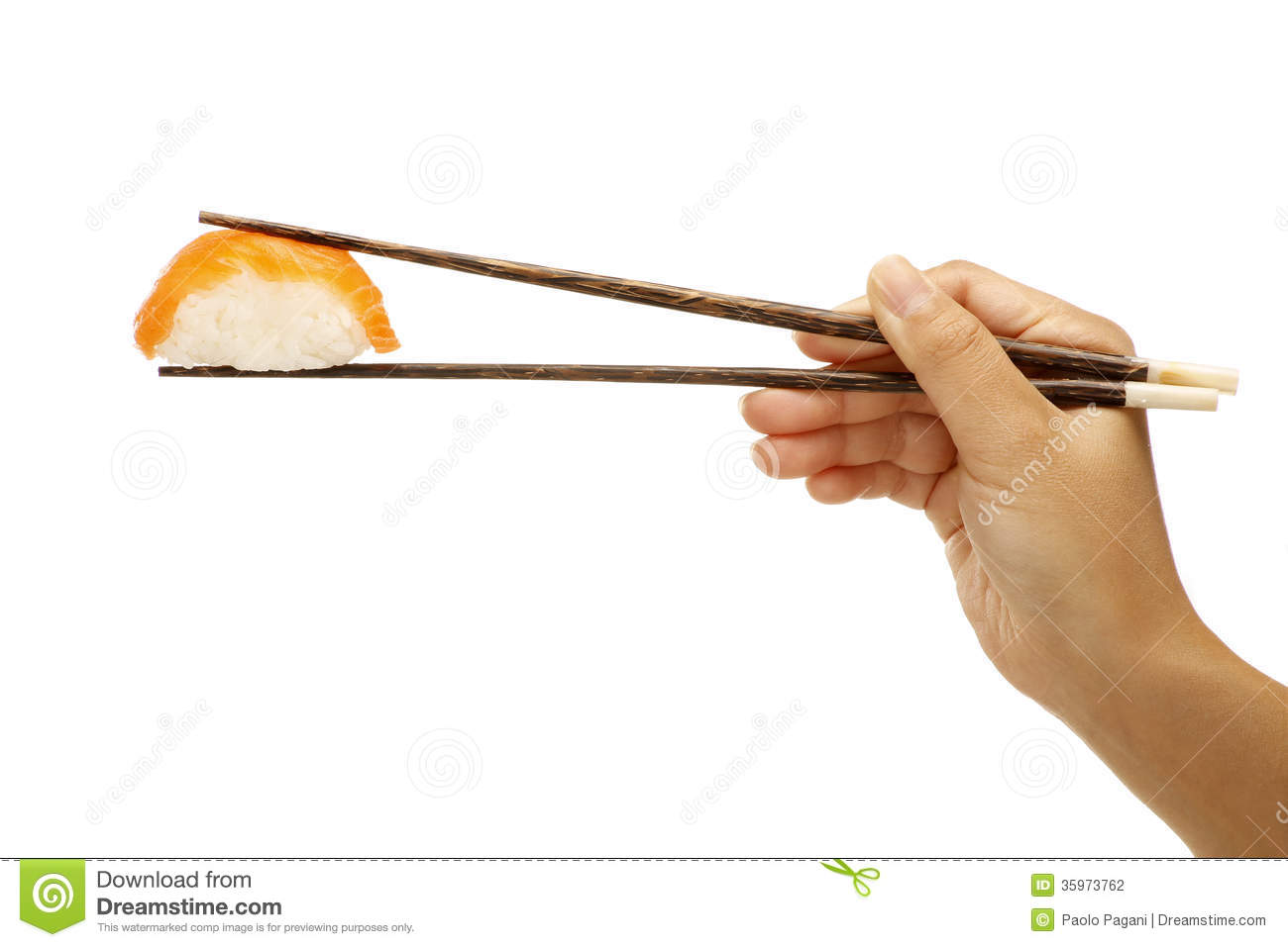 female hand holding sushi sashimi asian food stock photo image of