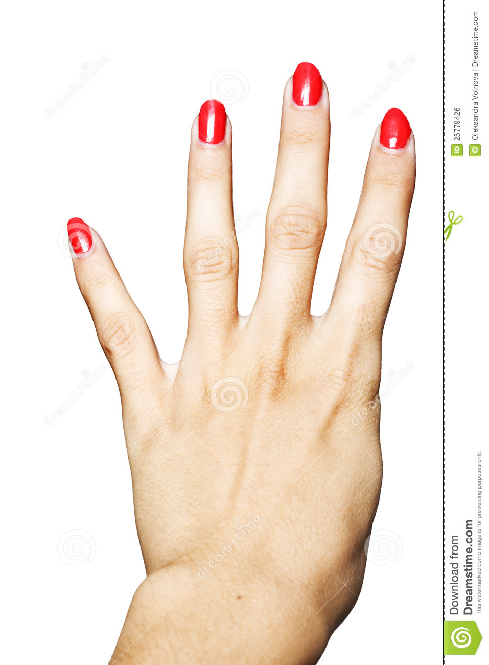 WHAT HAS 4 FINGERS AND A THUMB BUT IS NO