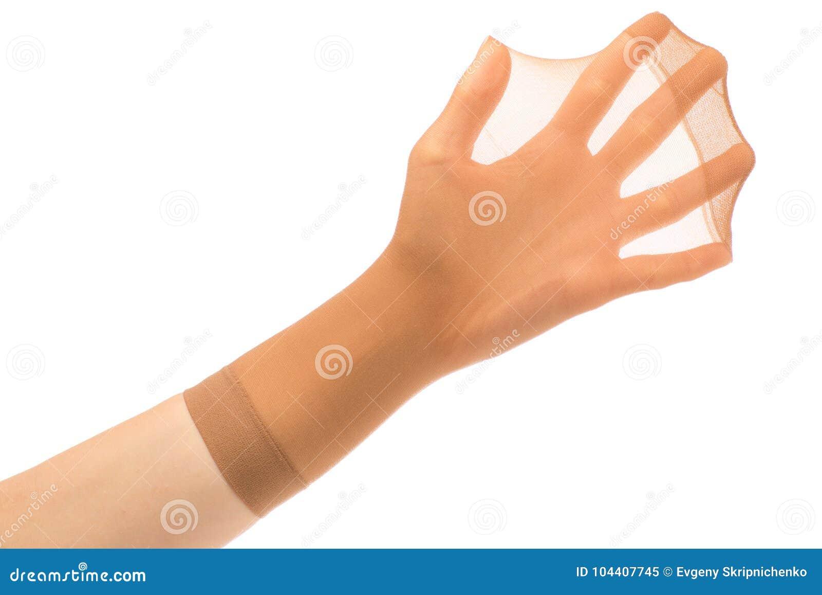 thumbs Female in nylon