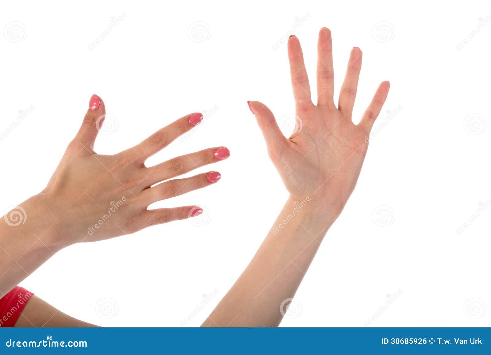 ten hands