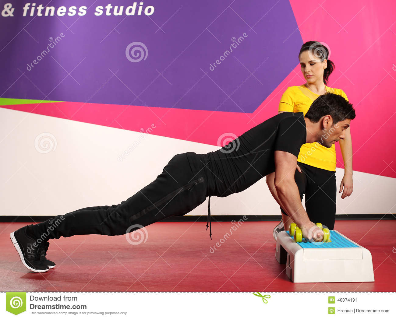 how to become a workout instructor