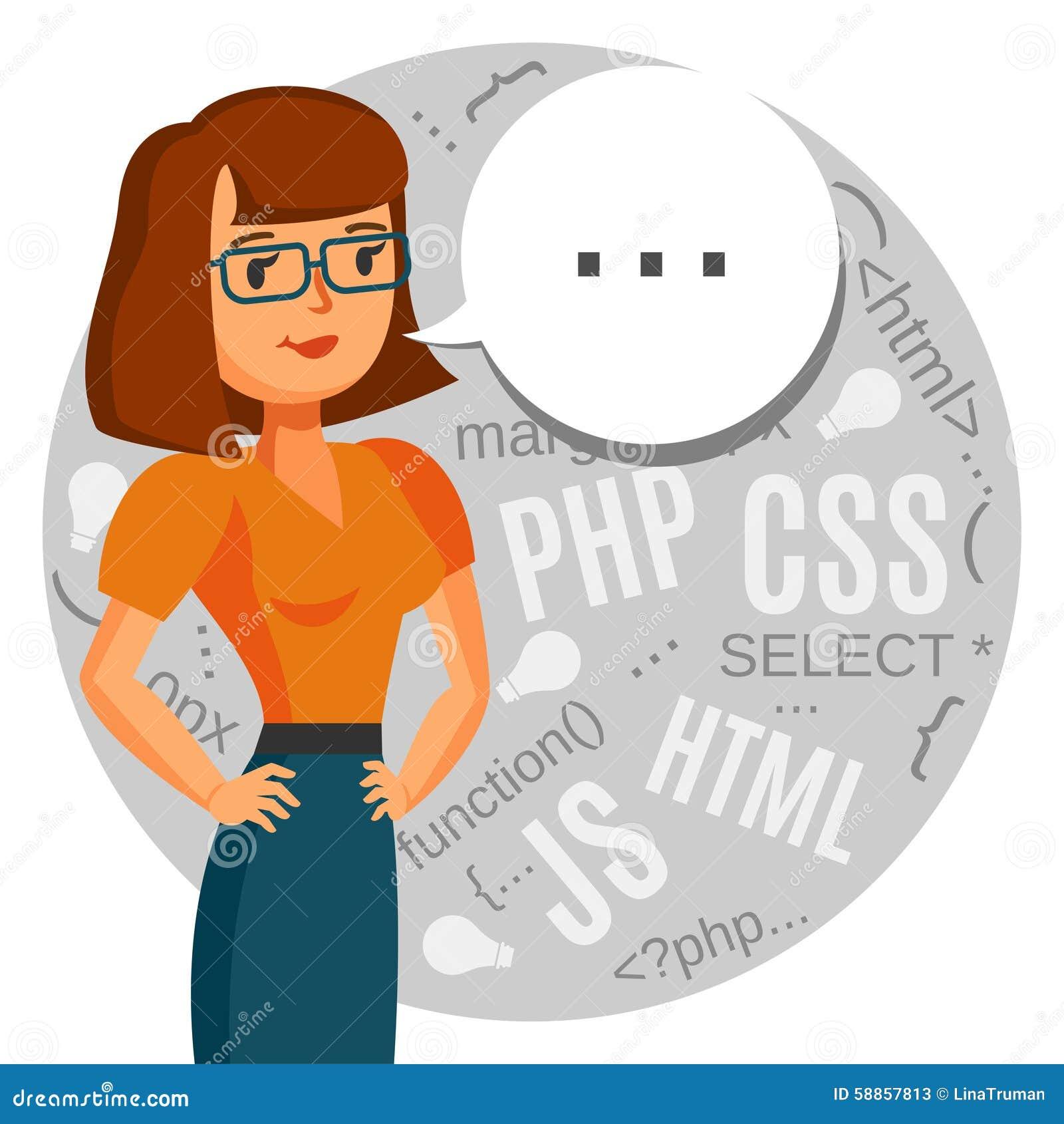 100 Best Woman Programmer Cartoon Home Exsplore