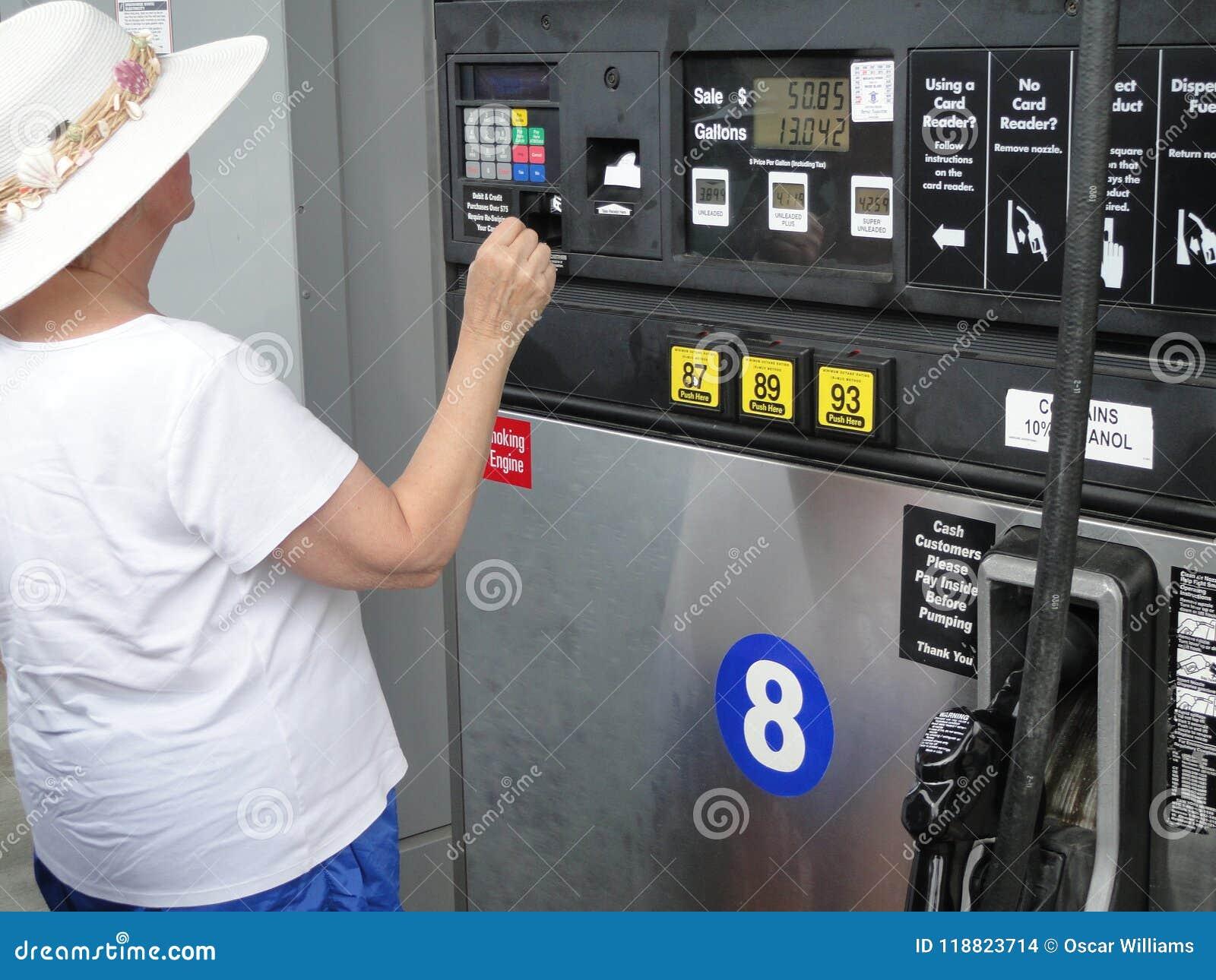 Mature pumping