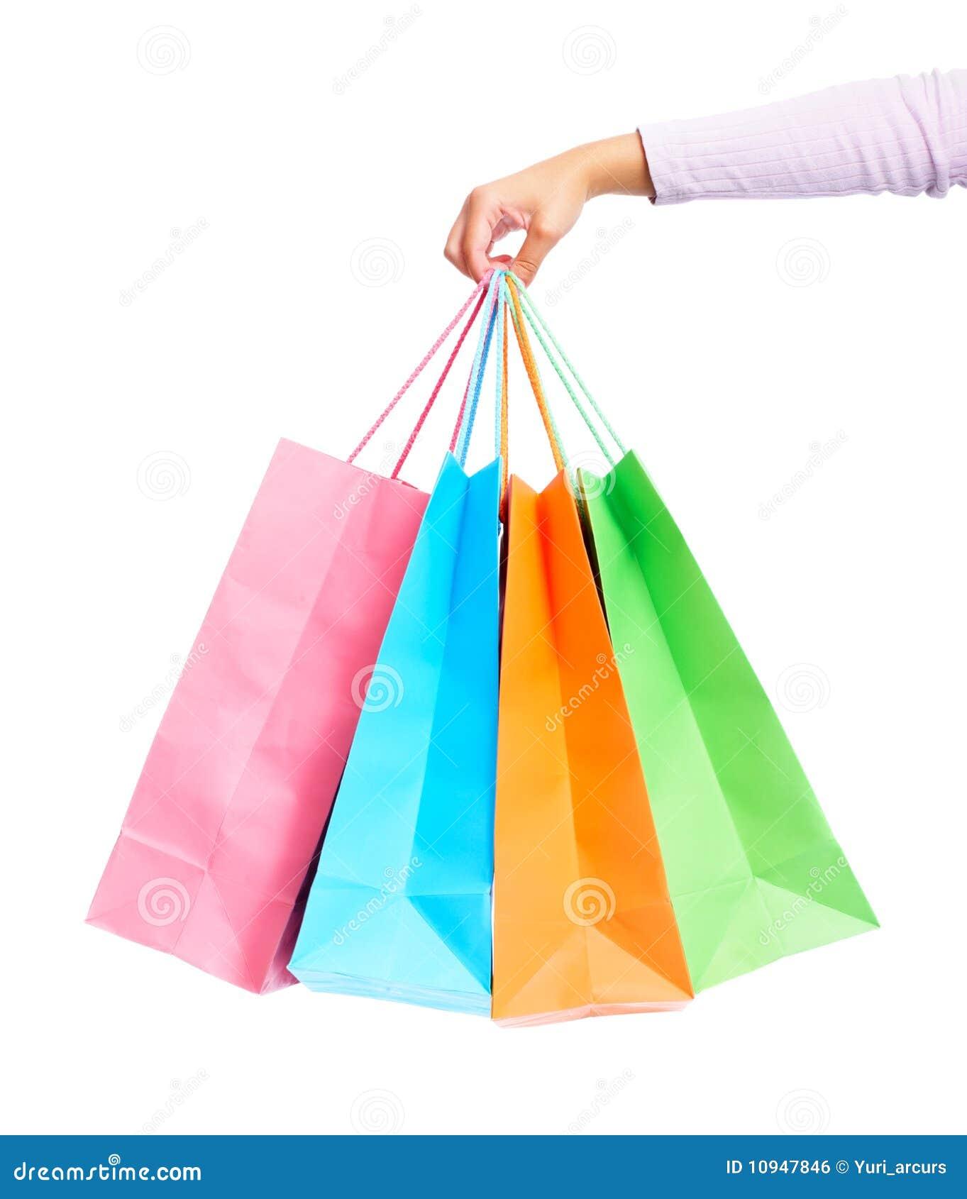 Photographs Shopping Bag - borzii