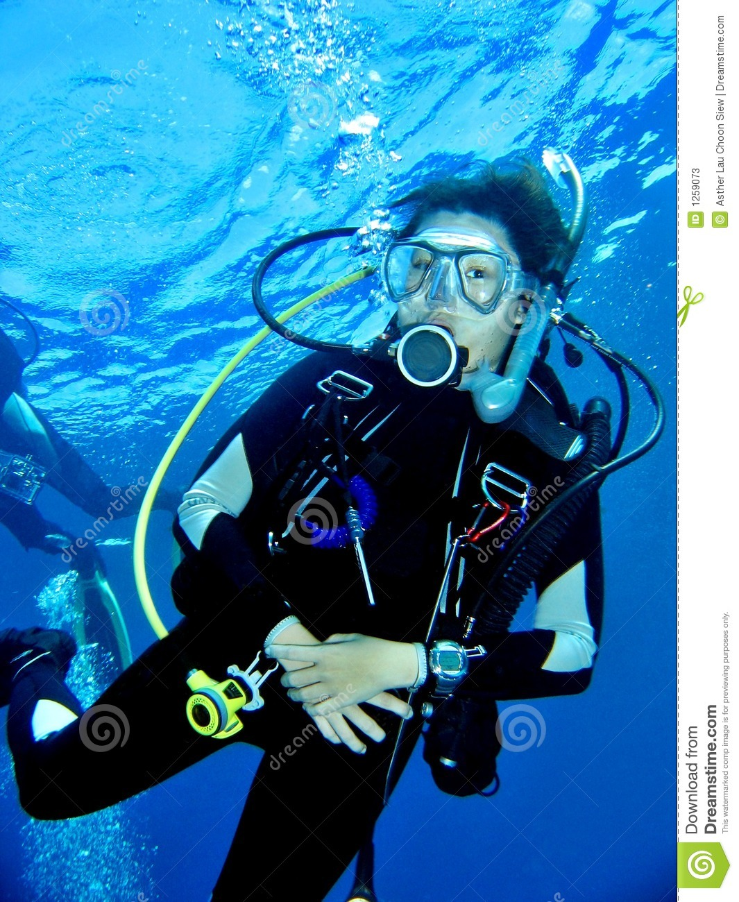 being a diver The basic requirements for becoming a commercial diver include a high school  diploma or equivalency, applicants must be 18 years of age.