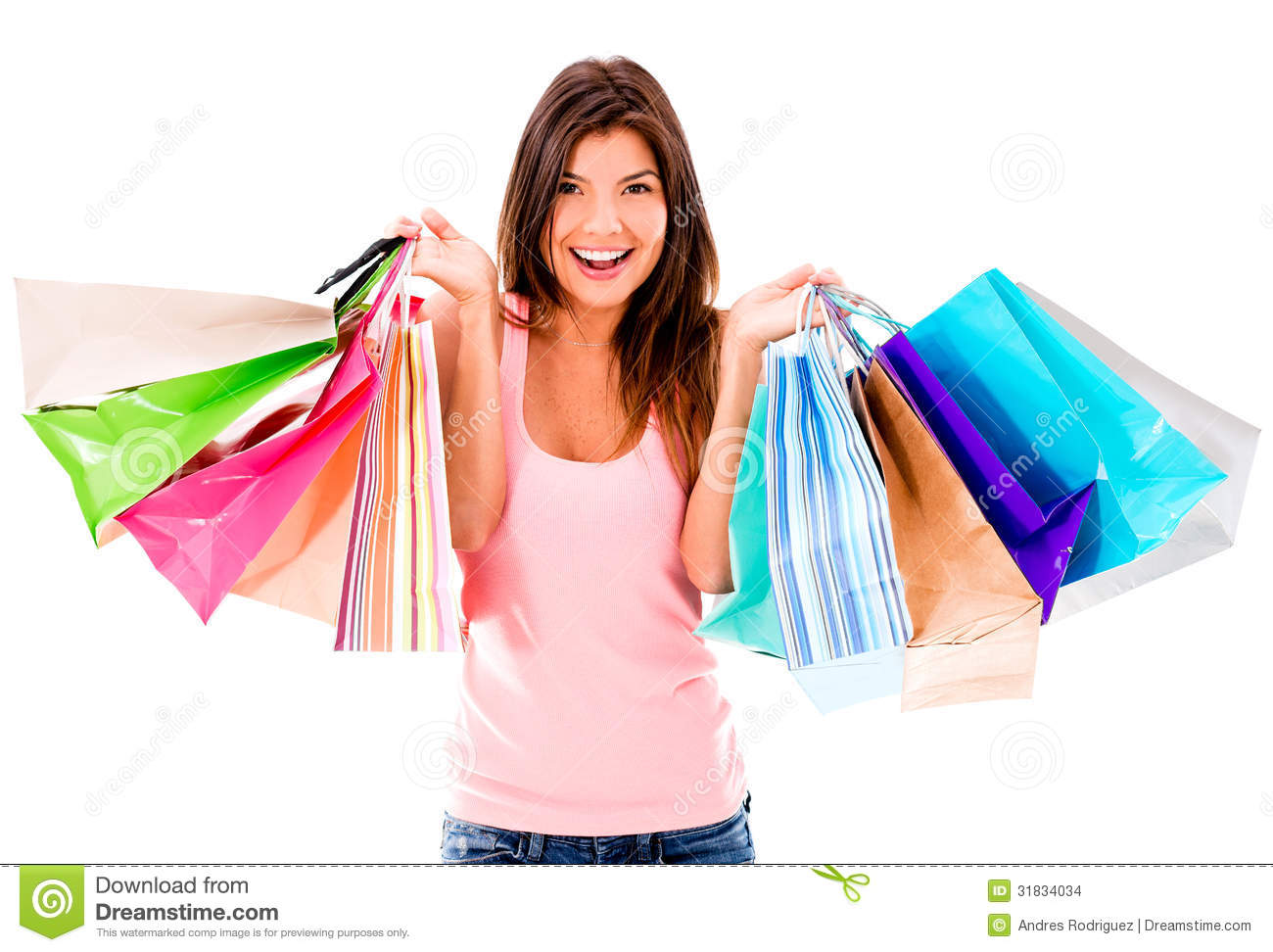 Compulsive Shopping Therapy