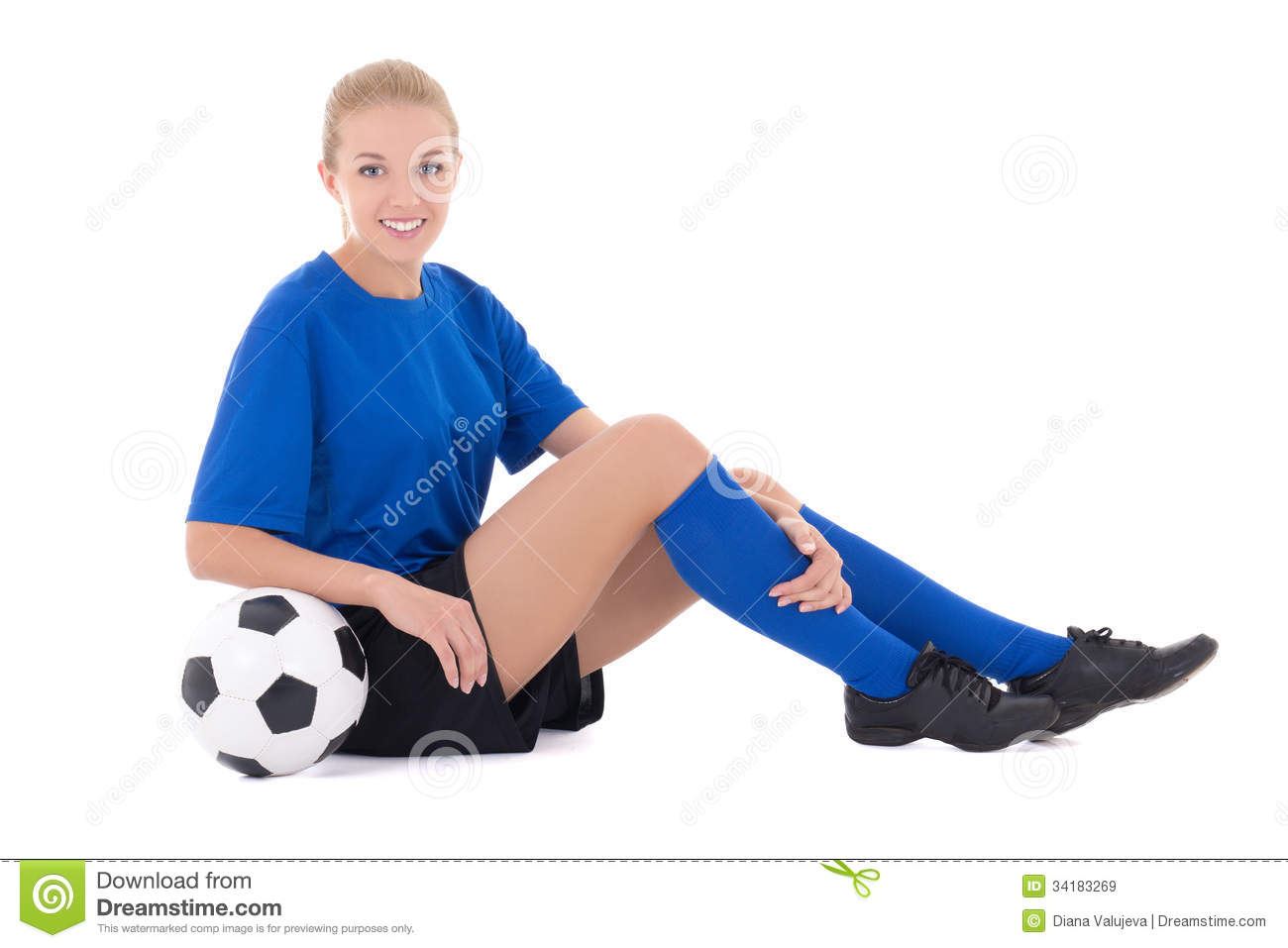 hot soccer women sexy