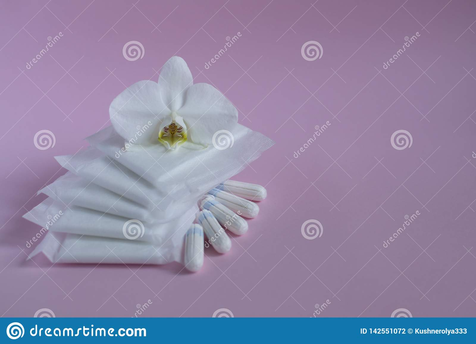 Women`s hygiene products