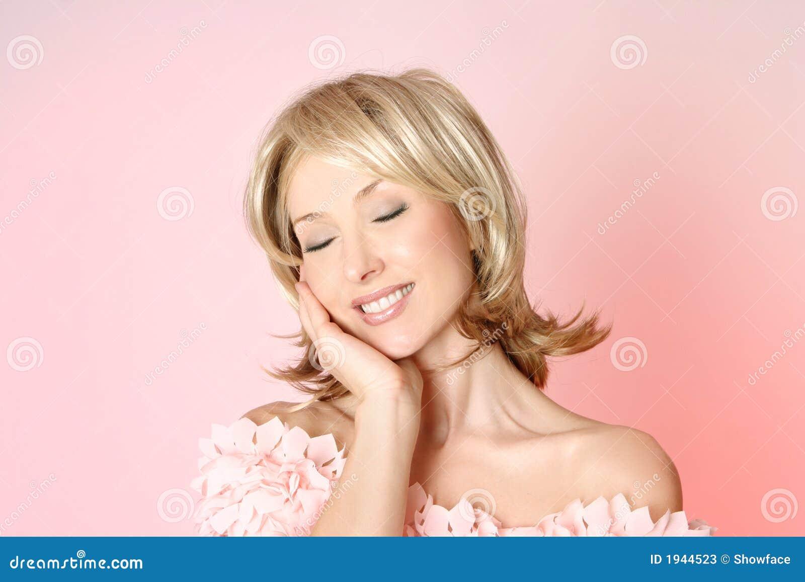 Femininity Stock Photos