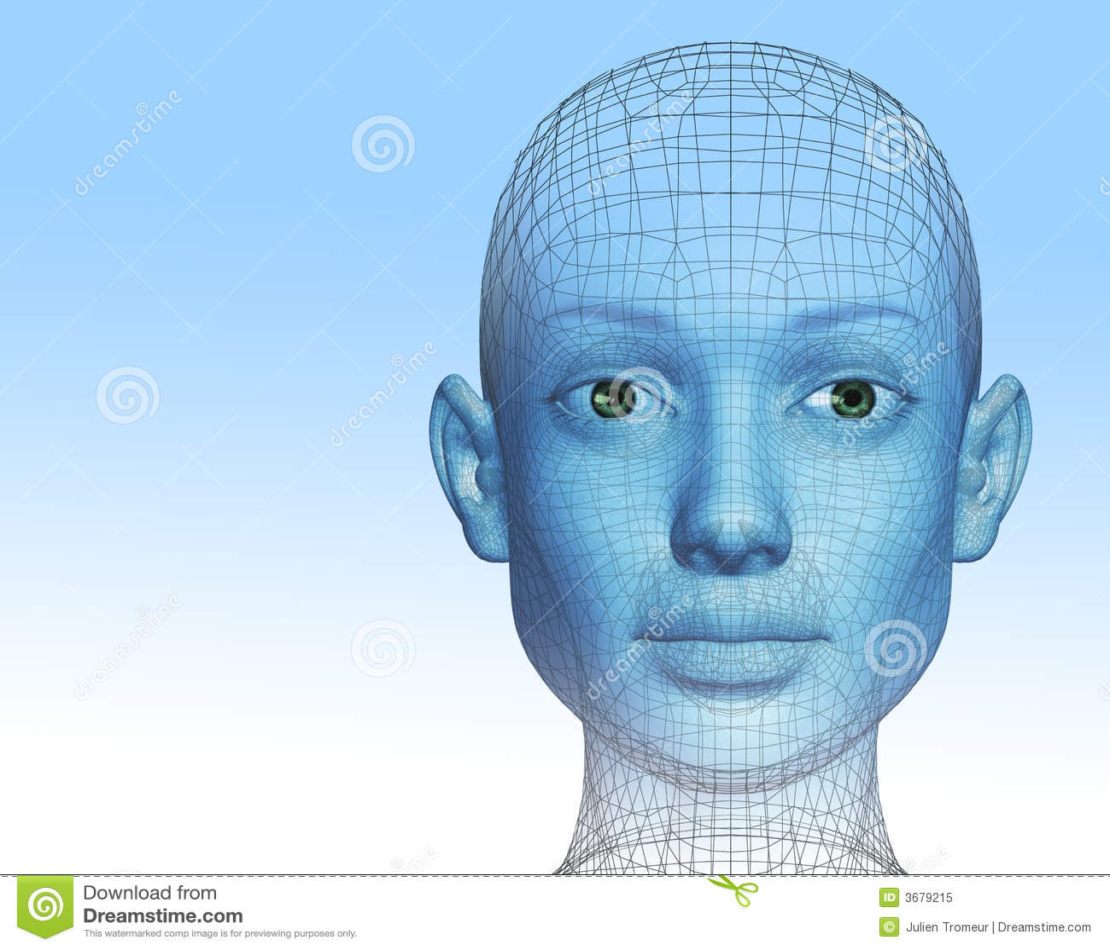 Femme 3D
