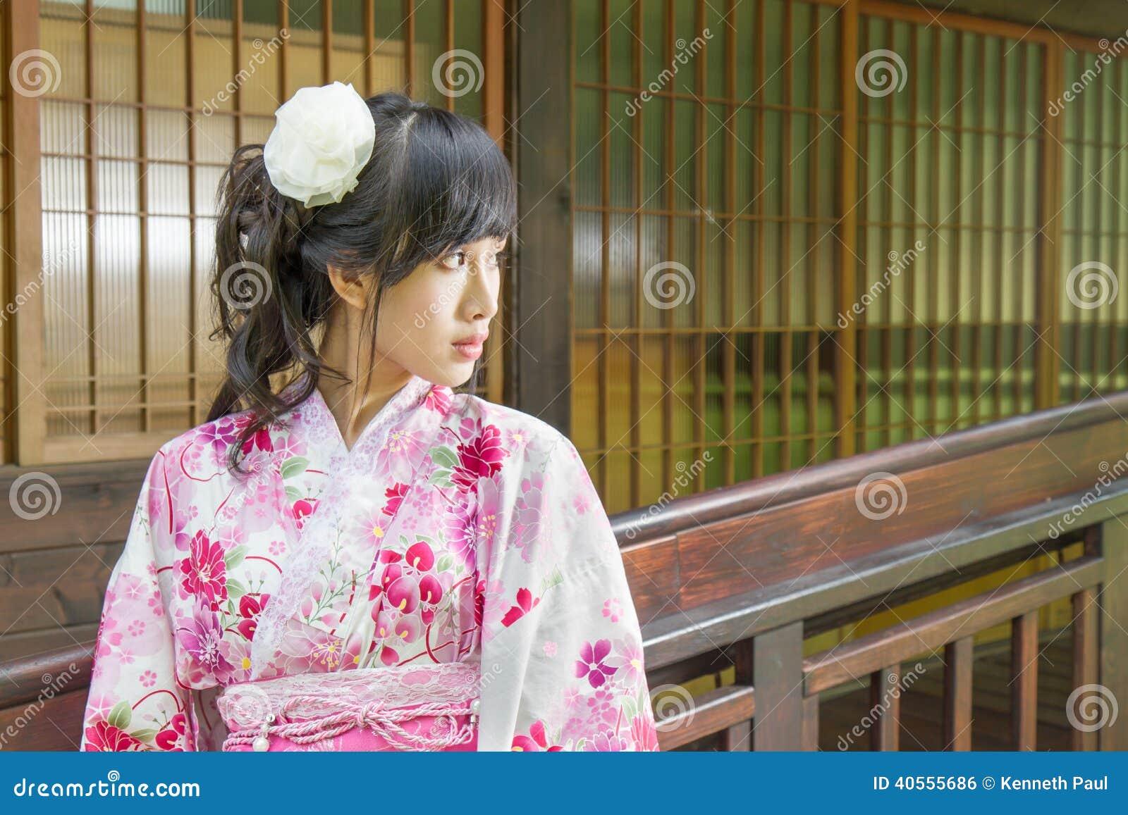 Fenêtre de style asiatique