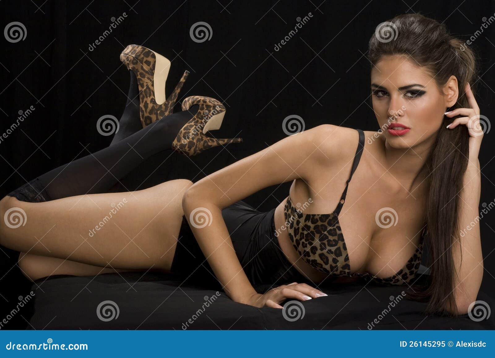 de lingerie Photo charme
