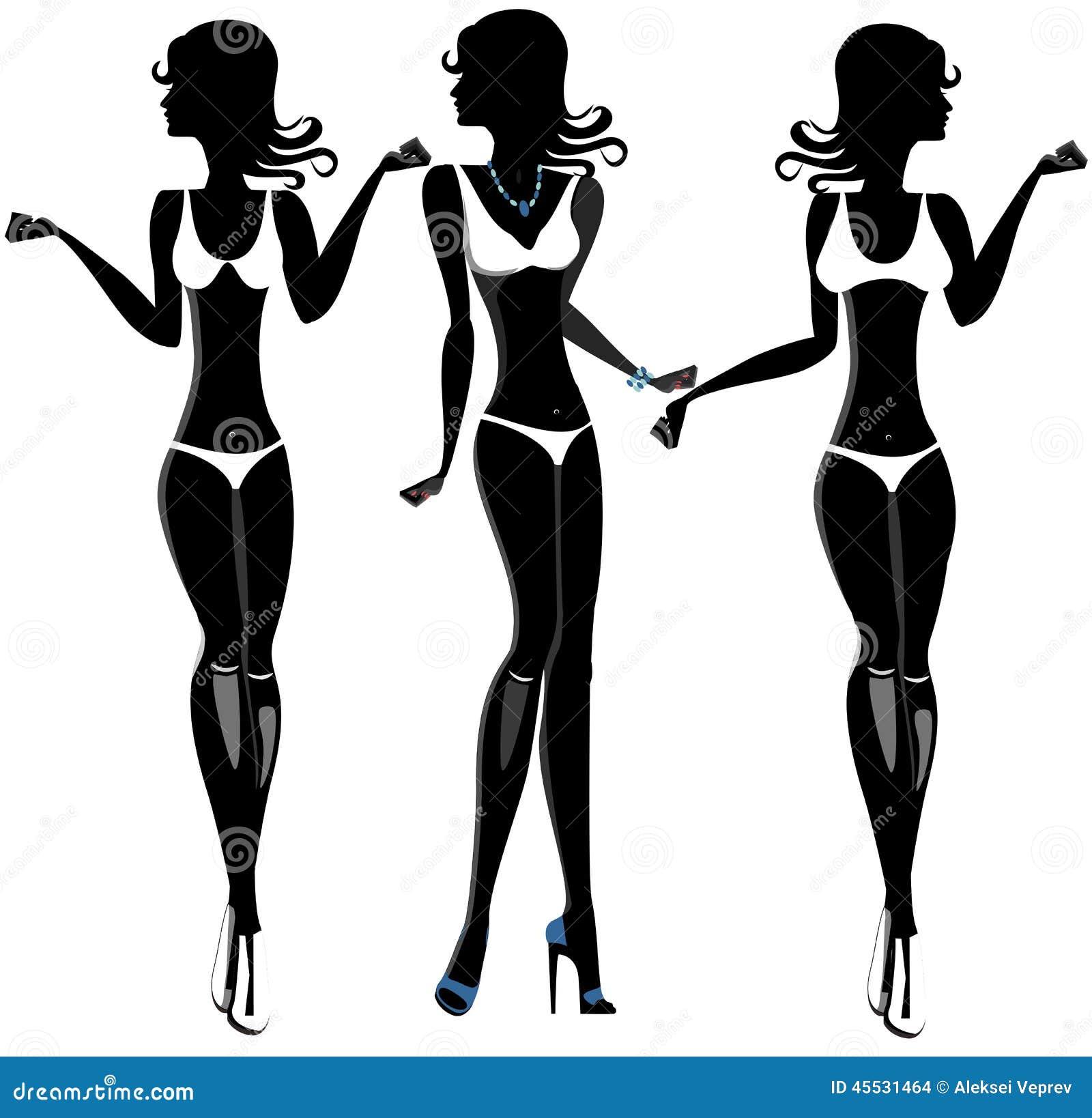 Maillot Femme De Un Silhouette Ensemble Bain Dans Couleur 4RA5q3jL