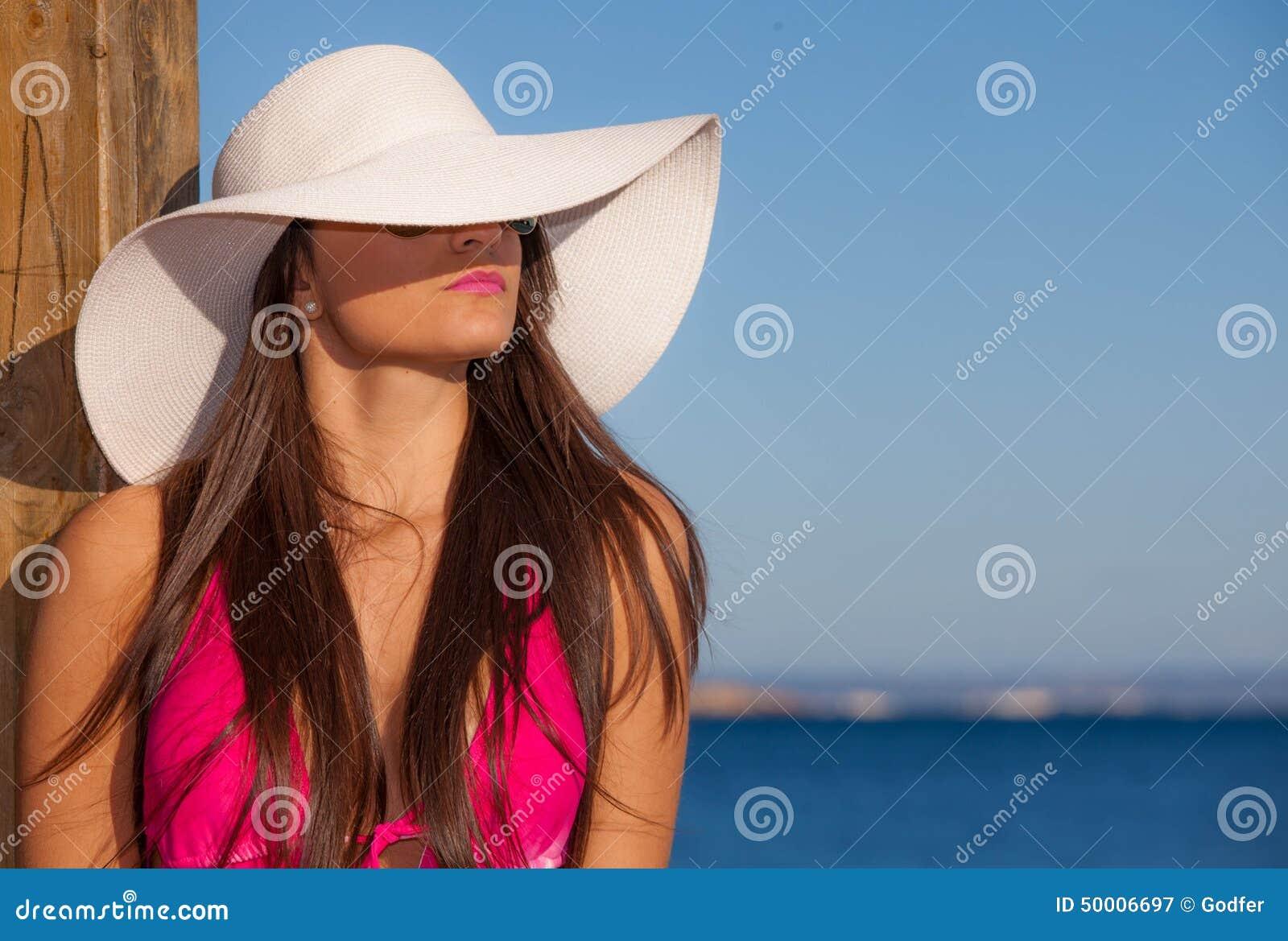 chapeau femme d\u0027ete