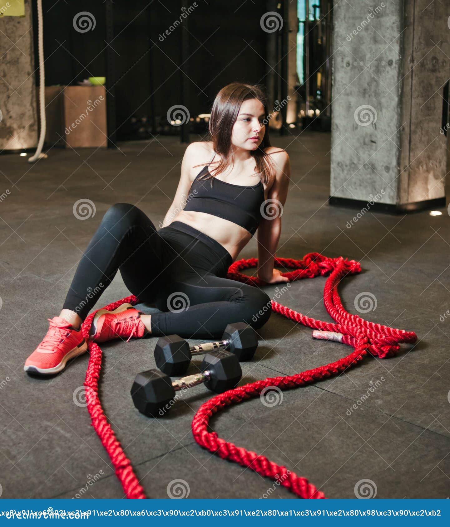 Femme de sport