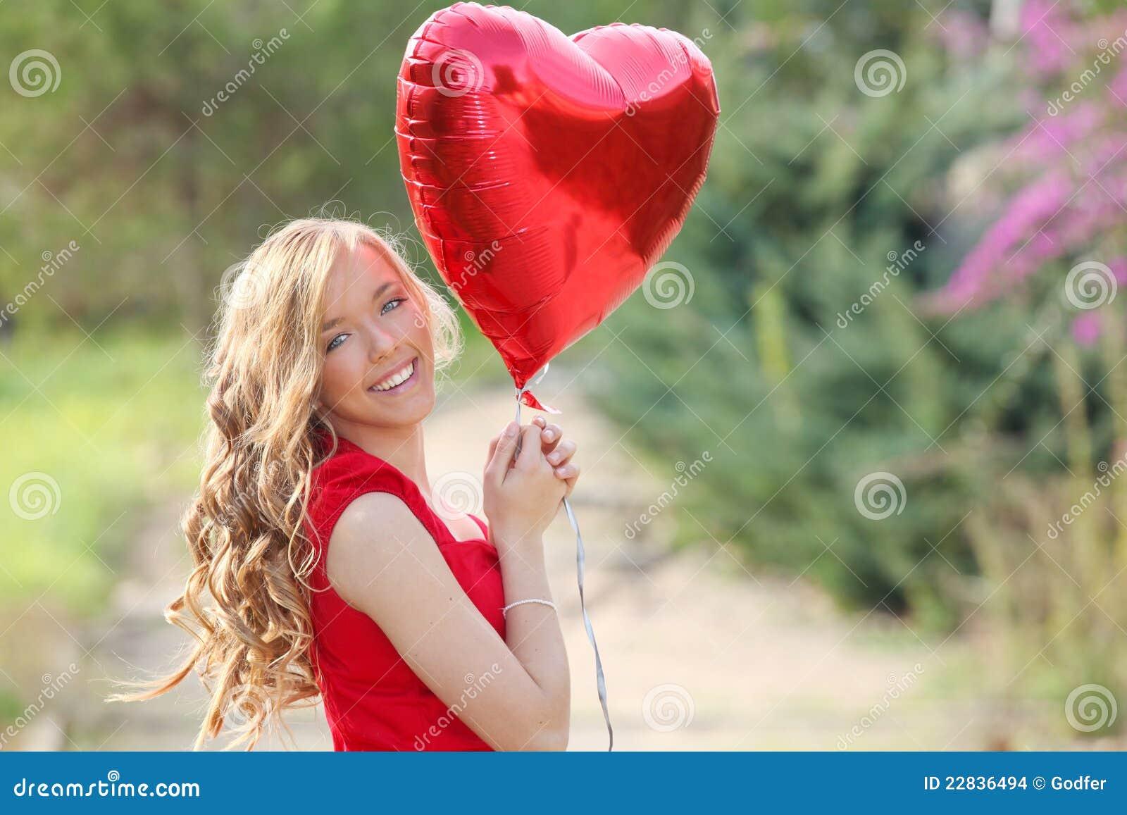 Femme de Valentines