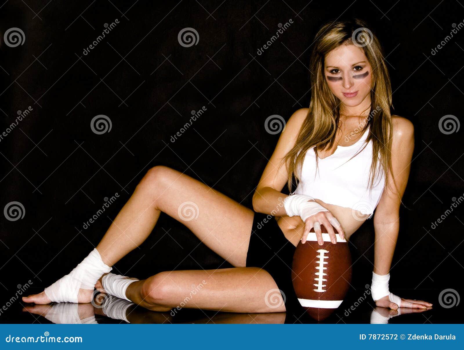 Femme et football