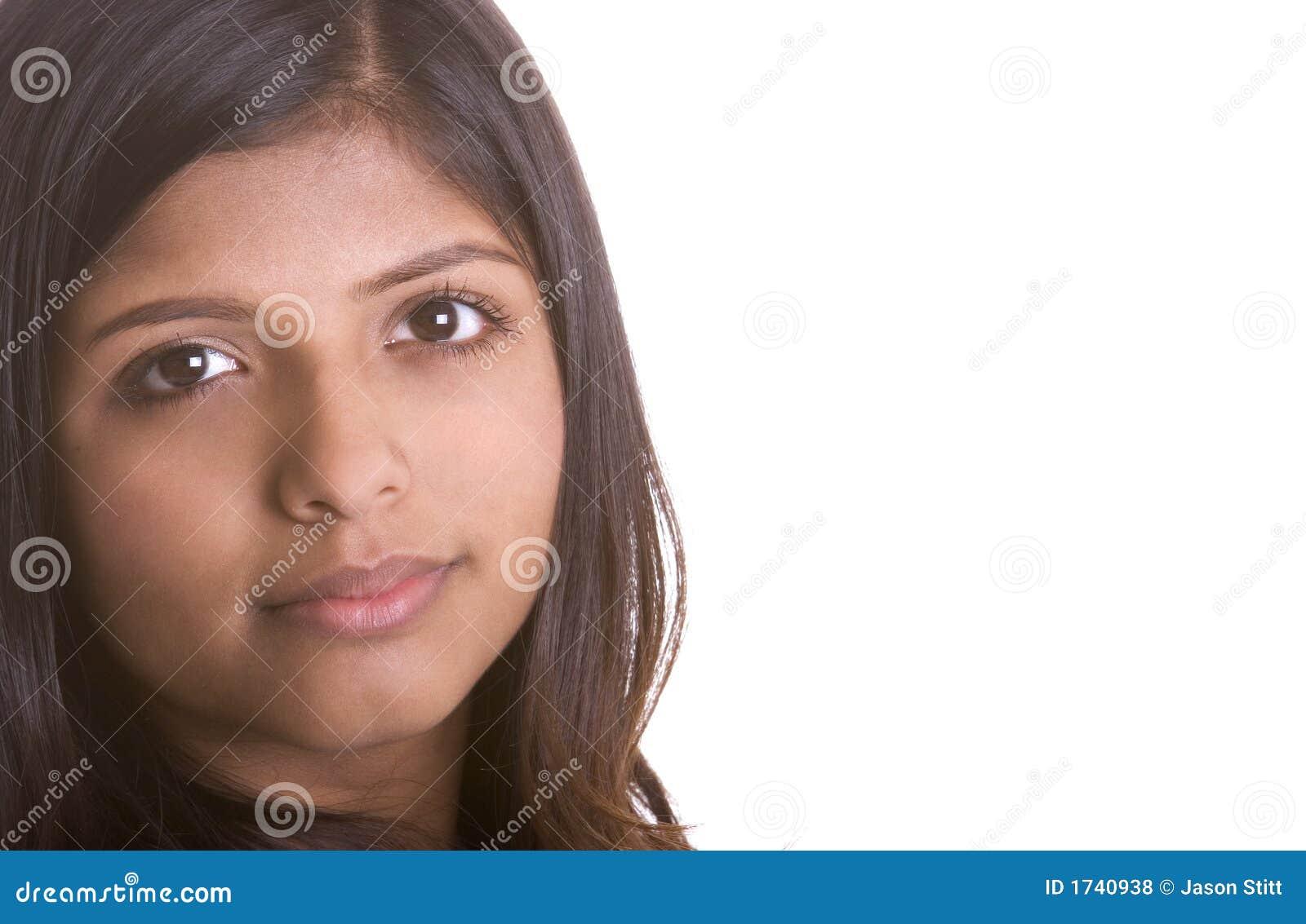 Femme ethnique