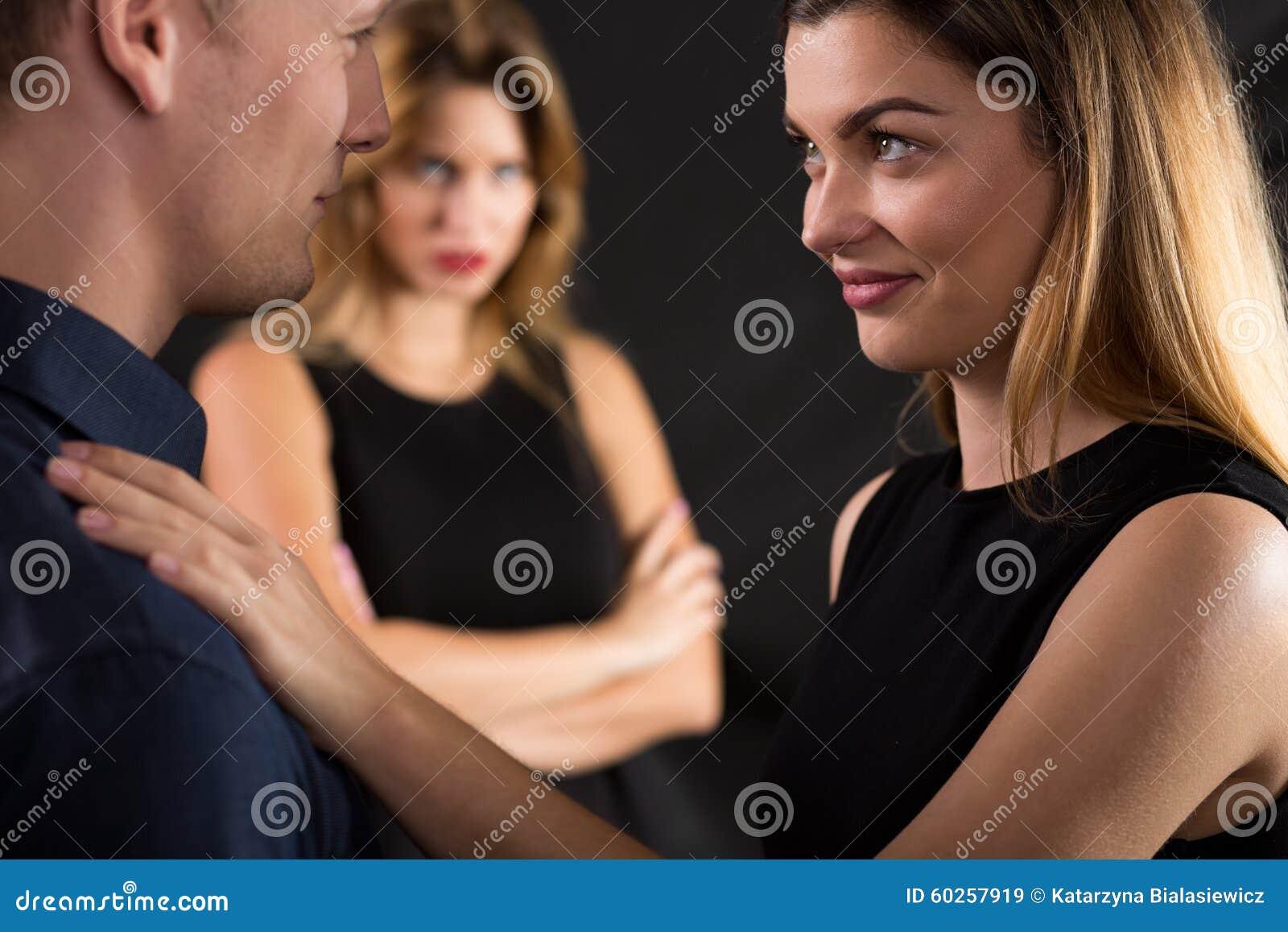 homme marié flirt