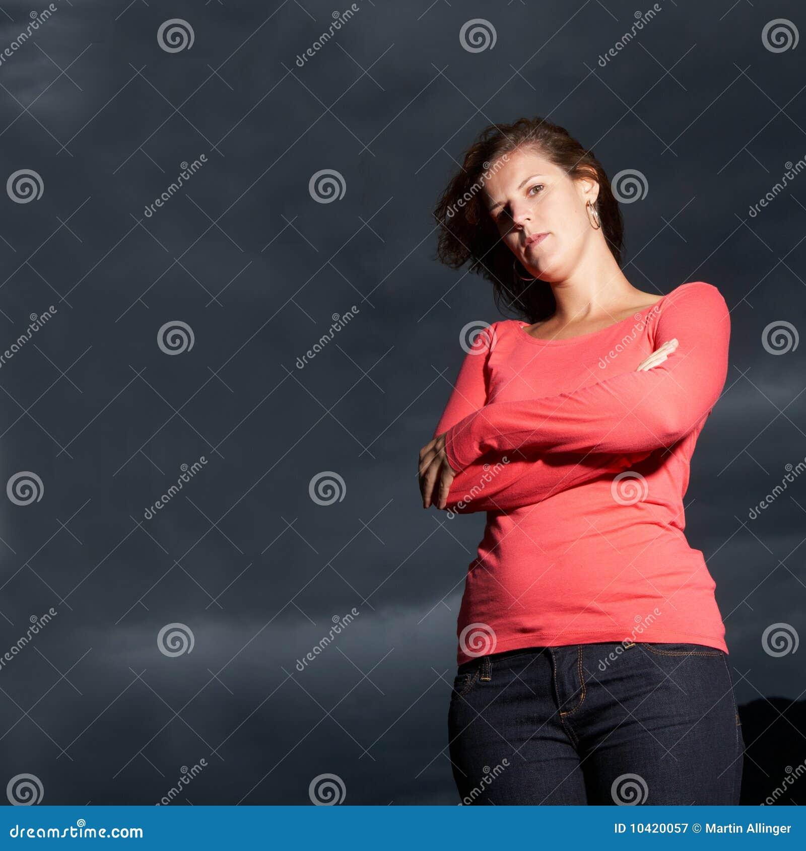 Femme intense