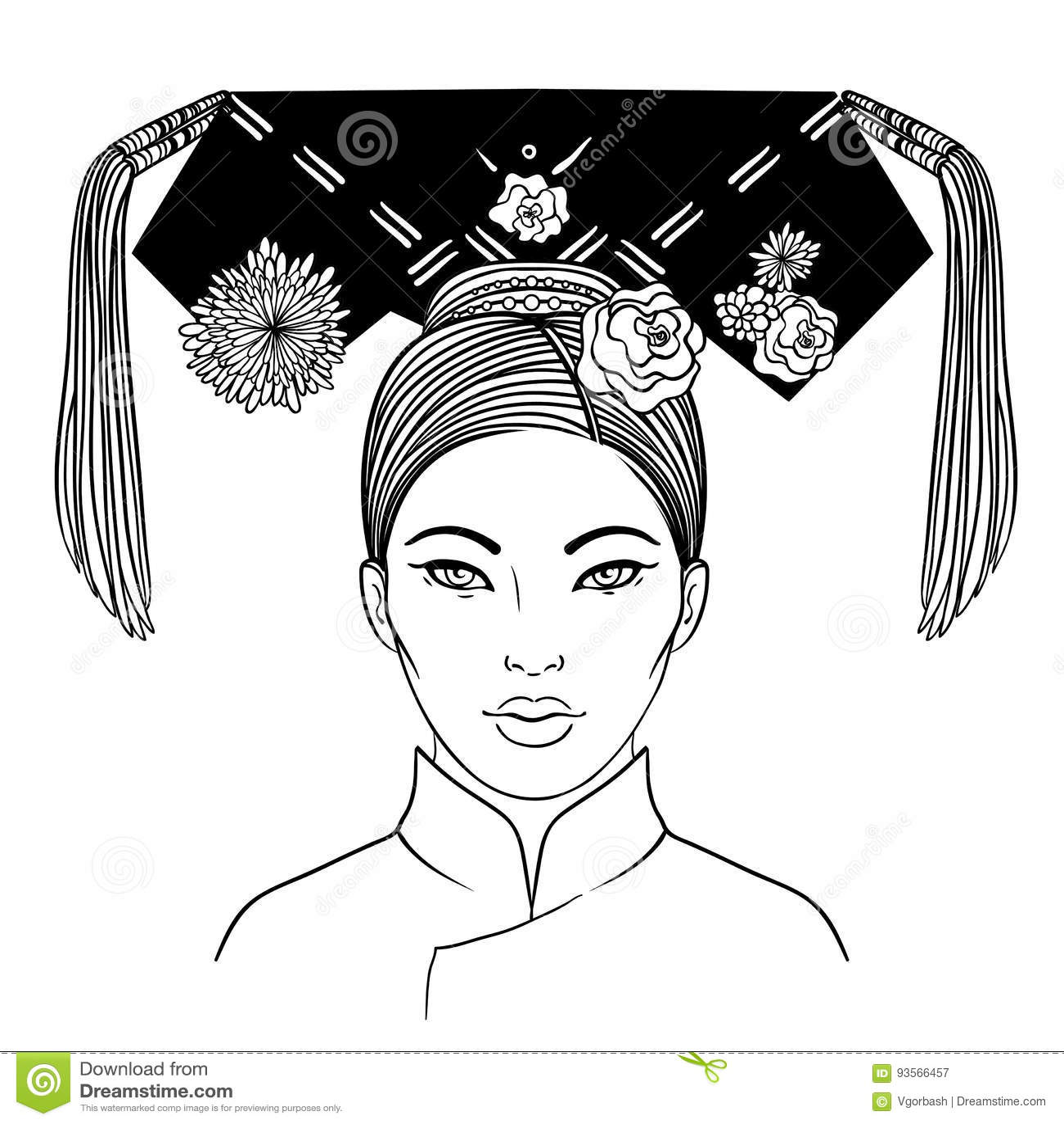 Coiffures de femmes au 19ГЁme siГЁcle
